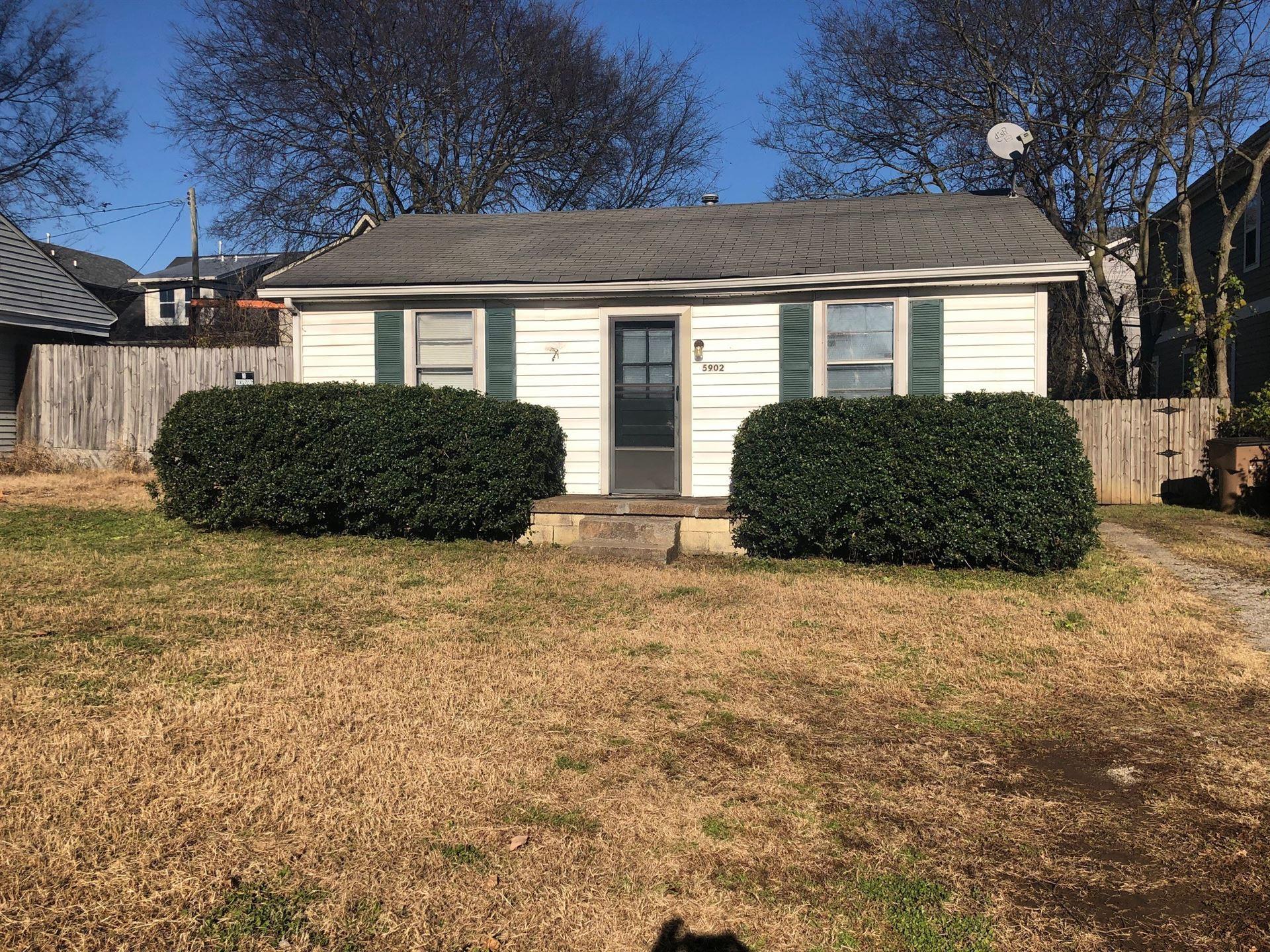 5902 Morrow Rd, Nashville, TN 37209 - MLS#: 2257883