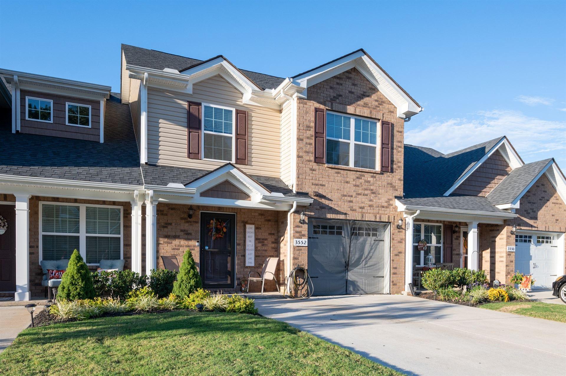 3552 Nightshade Dr, Murfreesboro, TN 37128 - MLS#: 2299883