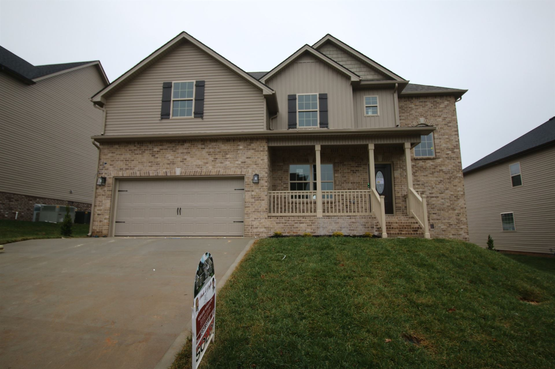 223 The Groves at Hearthstone, Clarksville, TN 37040 - MLS#: 2189888
