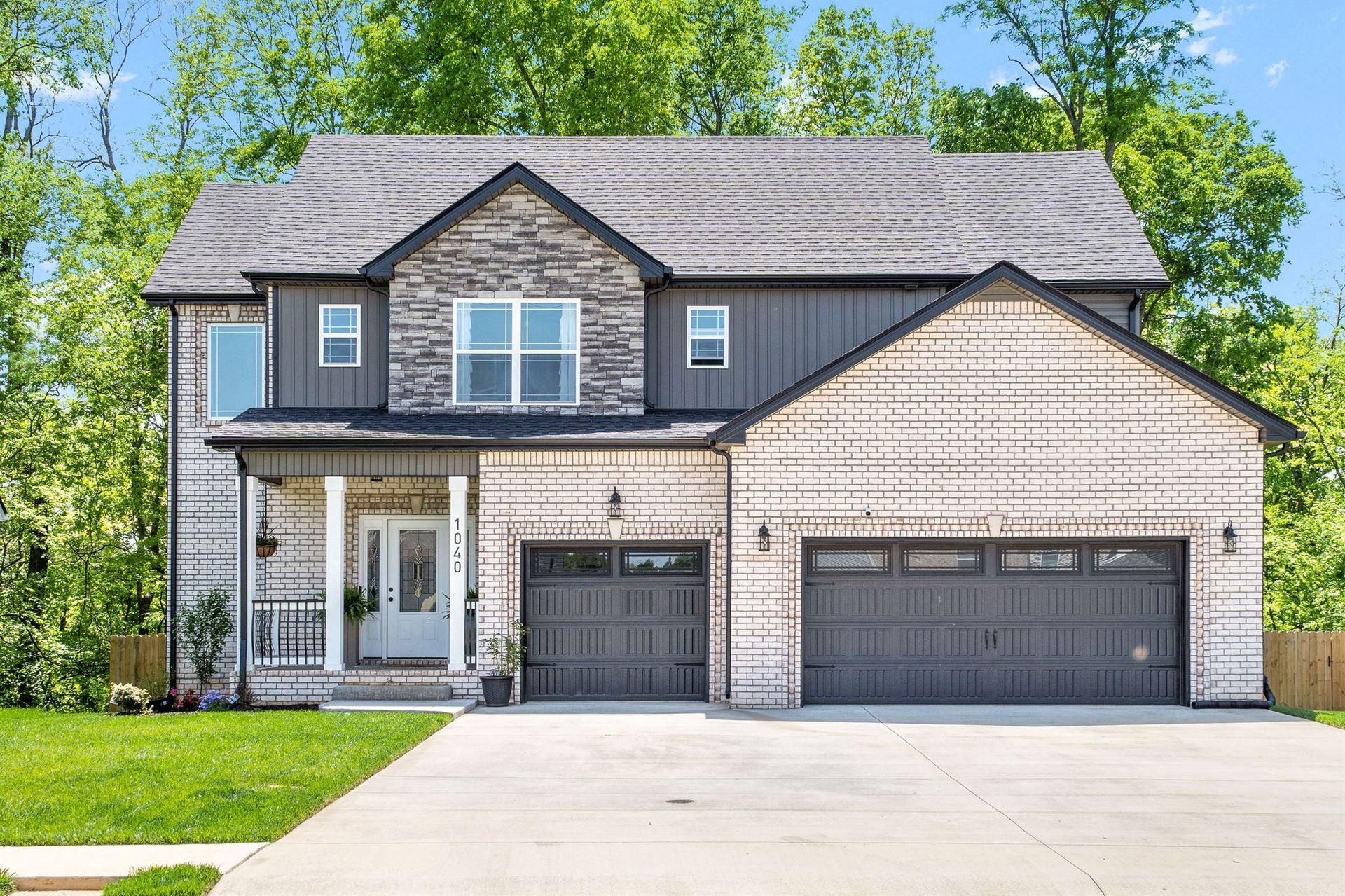 1040 Harrison Way, Clarksville, TN 37042 - MLS#: 2250889