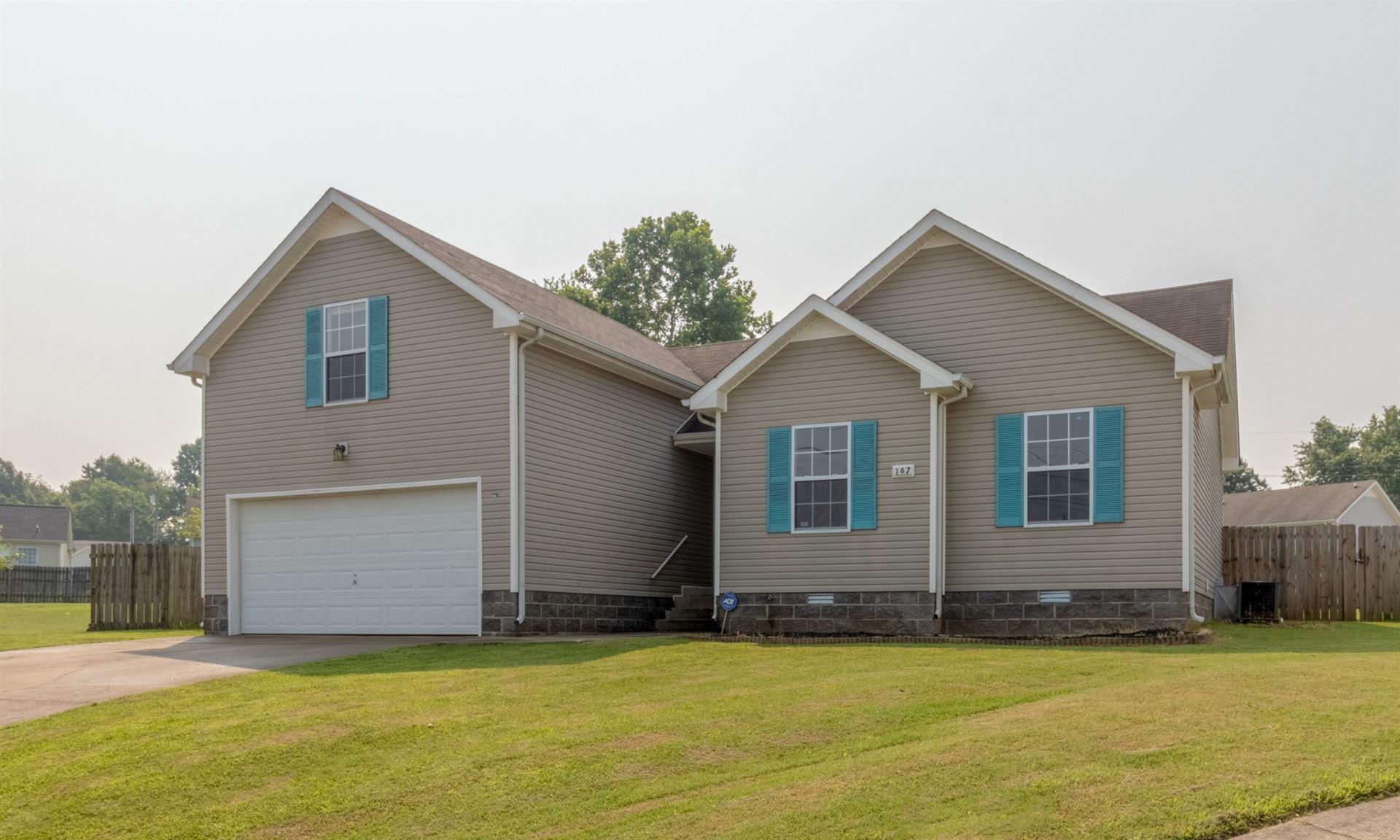 167 Appellate Ct, Clarksville, TN 37042 - MLS#: 2274889