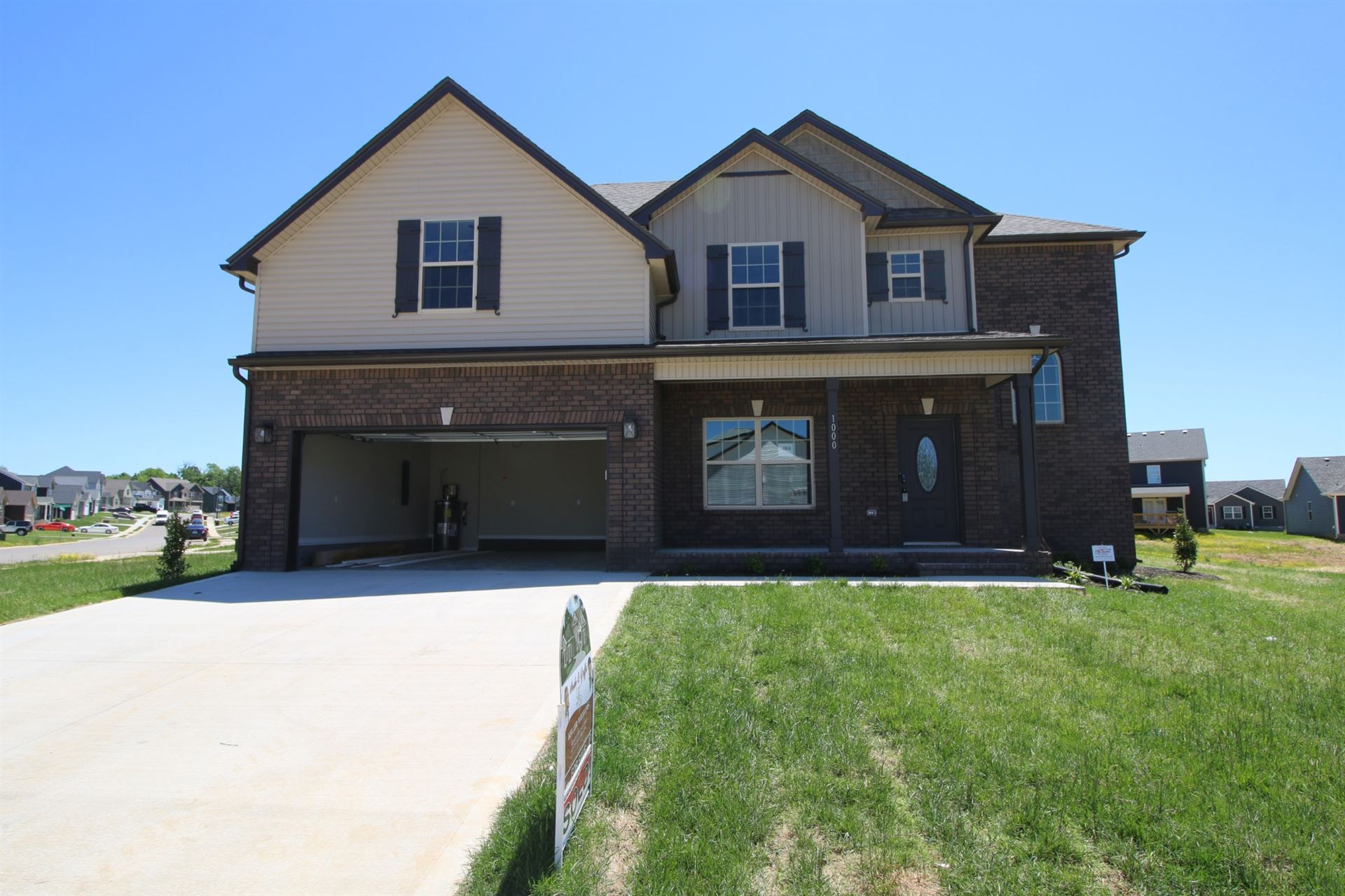 484 Autumn Creek, Clarksville, TN 37042 - MLS#: 2219890