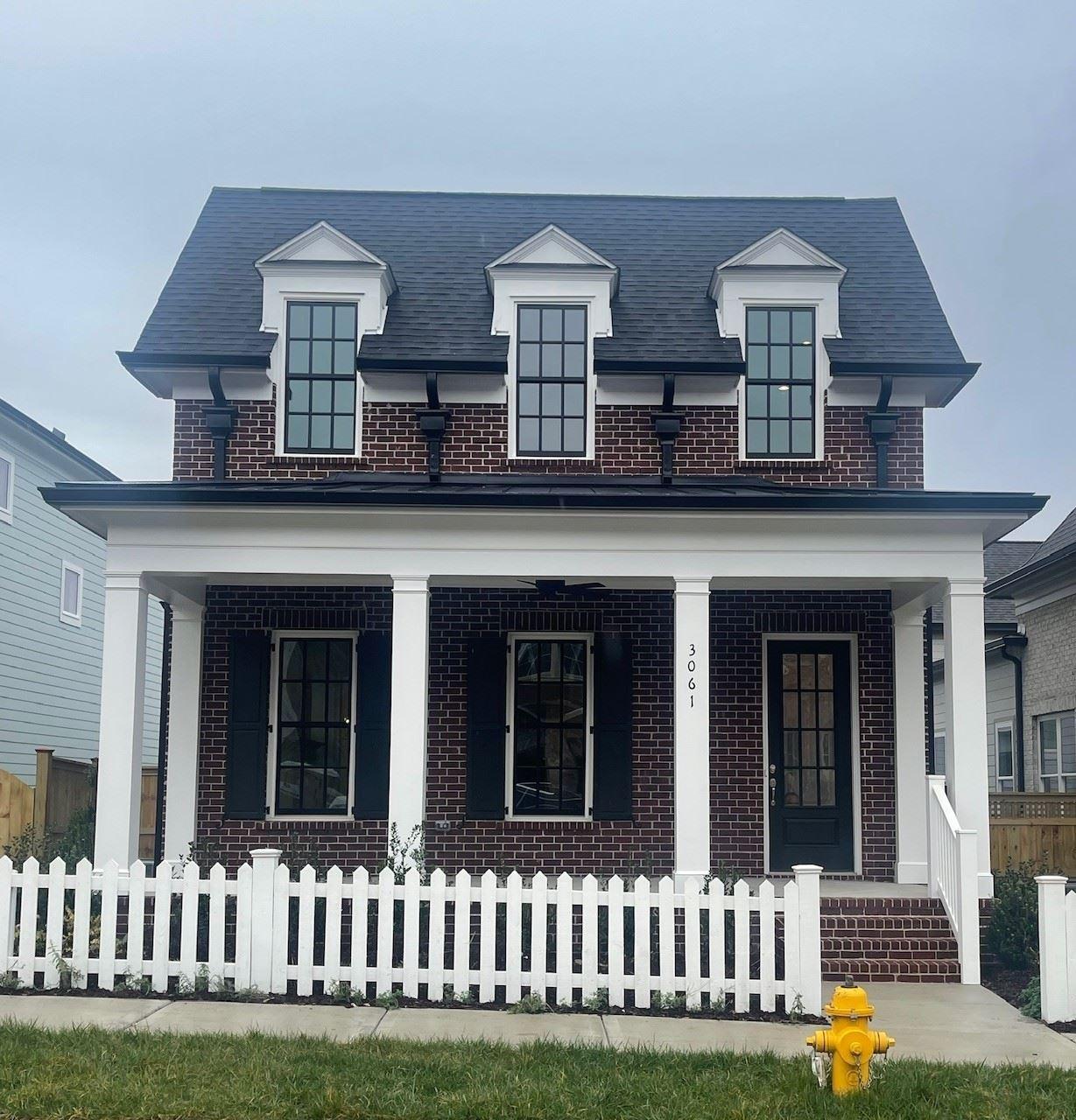 Photo of 3061 Conar Street, Lot # 2202, Franklin, TN 37064 (MLS # 2276892)