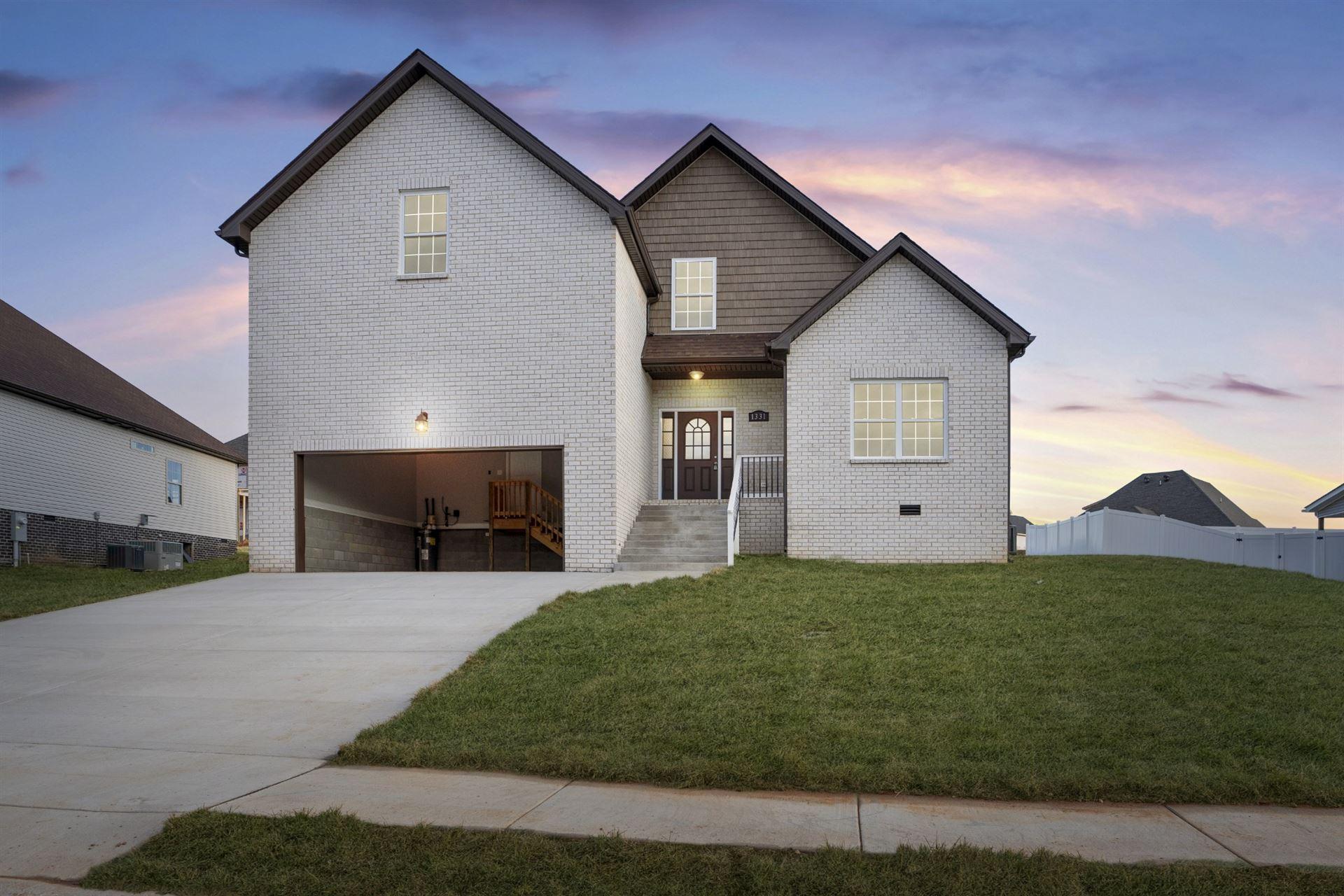 1331 Juniper Pass, Clarksville, TN 37043 - MLS#: 2218900