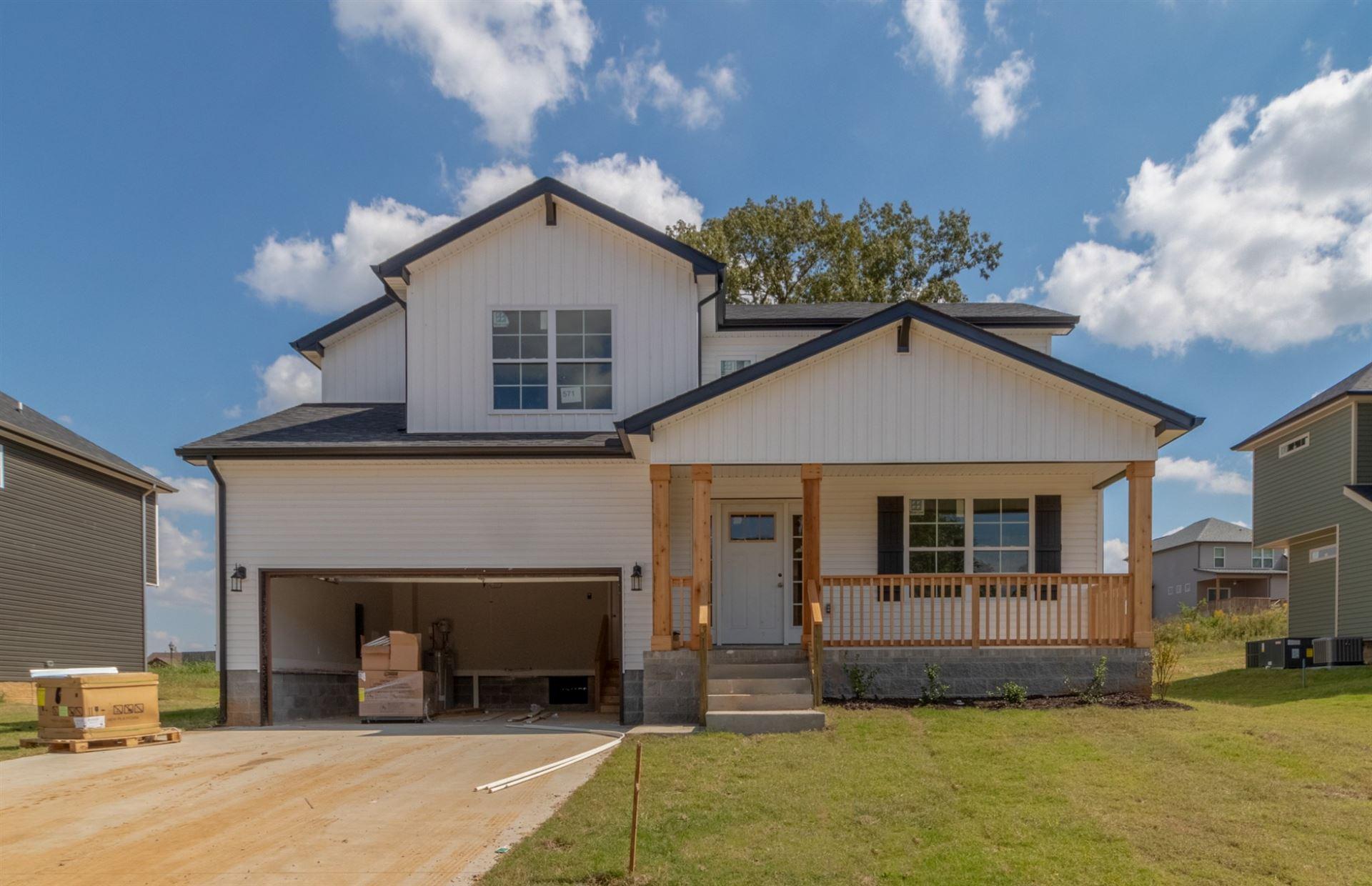 1079 Spicer Drive, Clarksville, TN 37042 - MLS#: 2286901