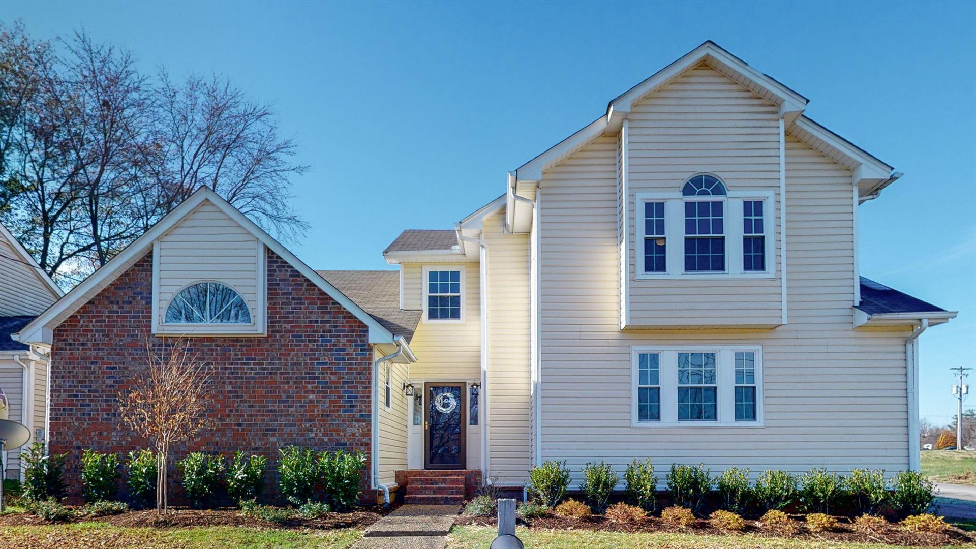 100 White Oak Ct, Hendersonville, TN 37075 - MLS#: 2210903
