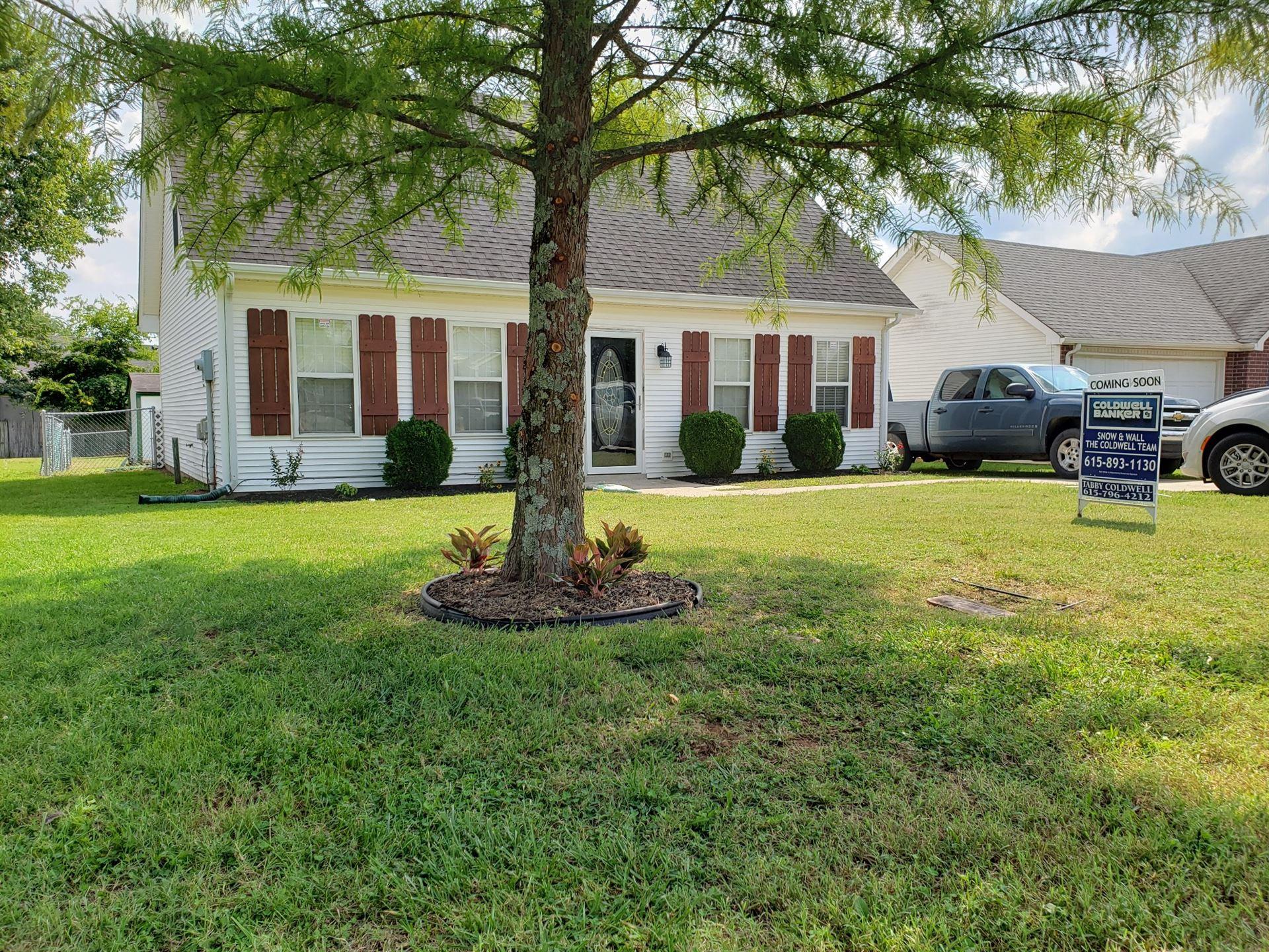 2733 Painted Pony Dr, Murfreesboro, TN 37128 - MLS#: 2187904