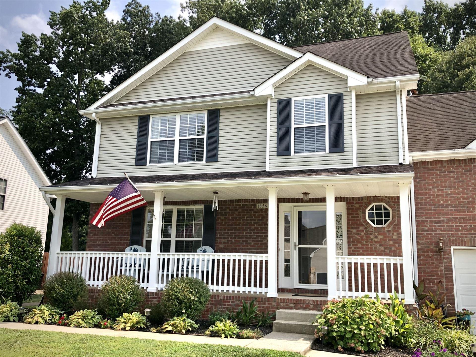 1856 Darlington Dr, Clarksville, TN 37042 - MLS#: 2300908