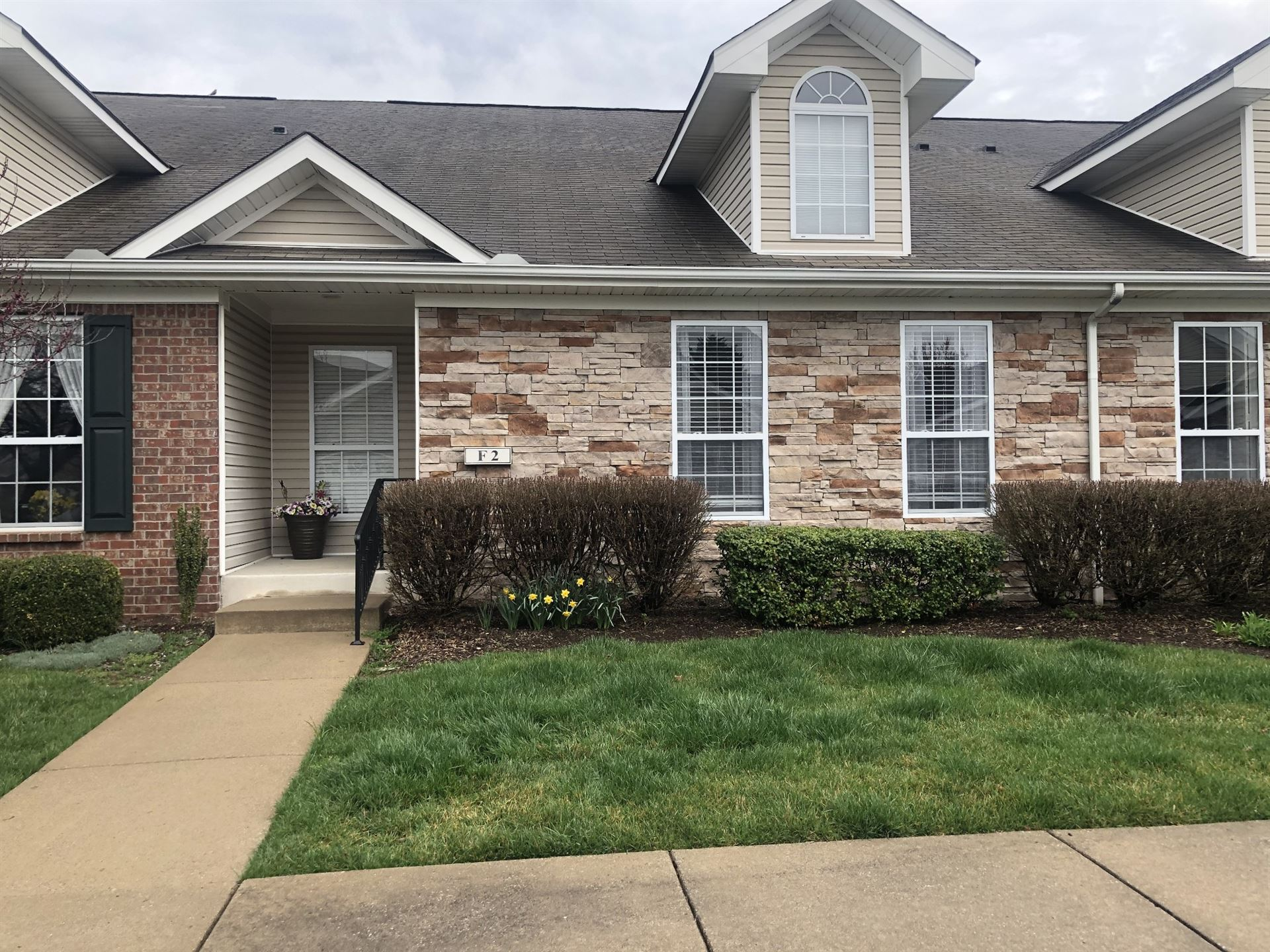 800 S Browns Ln #F2, Gallatin, TN 37066 - MLS#: 2236909