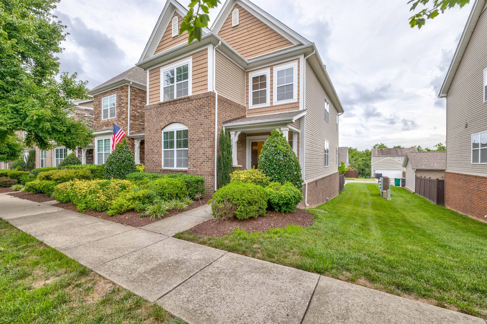 Photo of 1332 Riverbrook Dr #59, Hermitage, TN 37076 (MLS # 2282909)