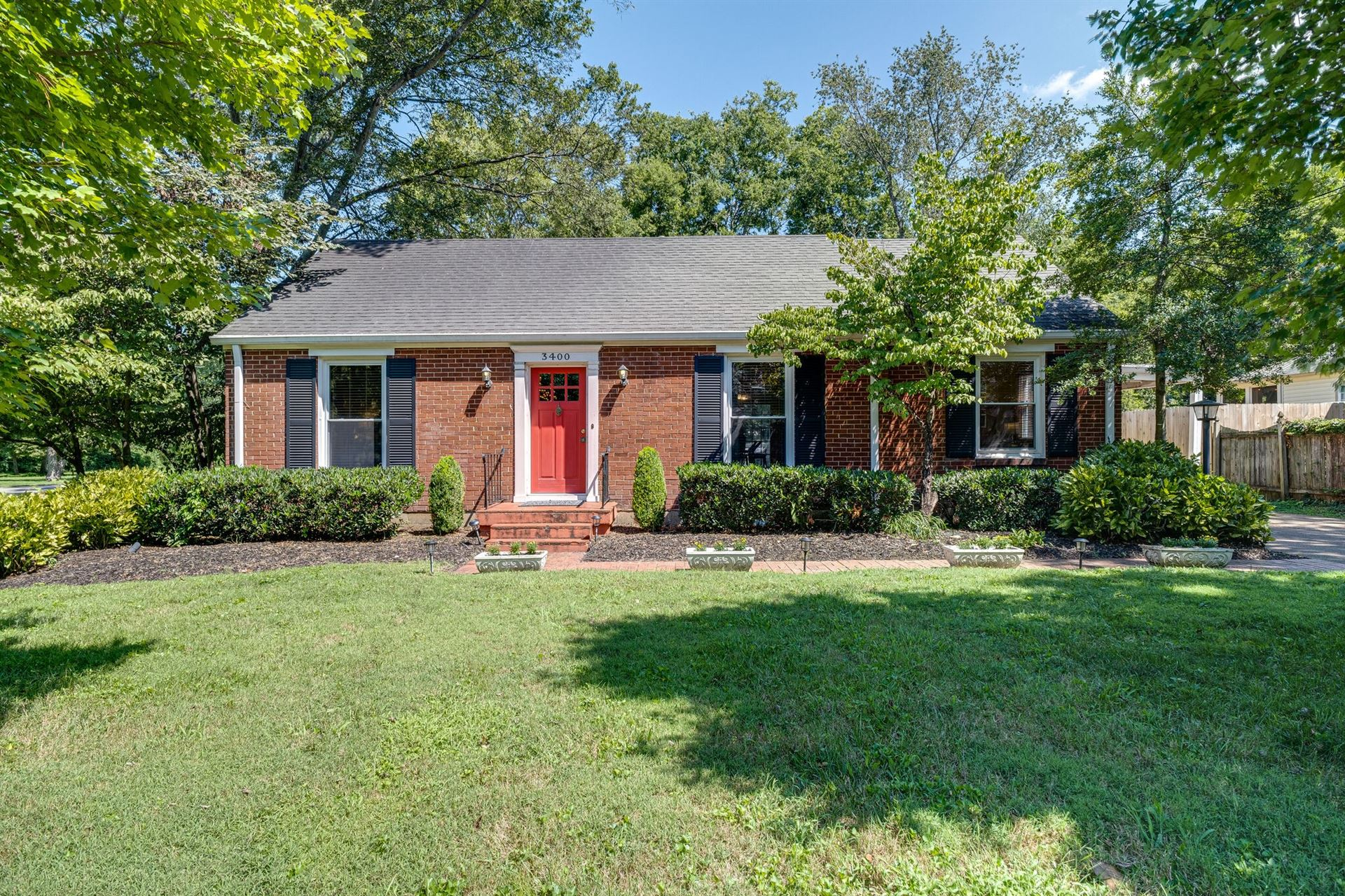3400 Woodhaven Dr, Nashville, TN 37204 - MLS#: 2288914