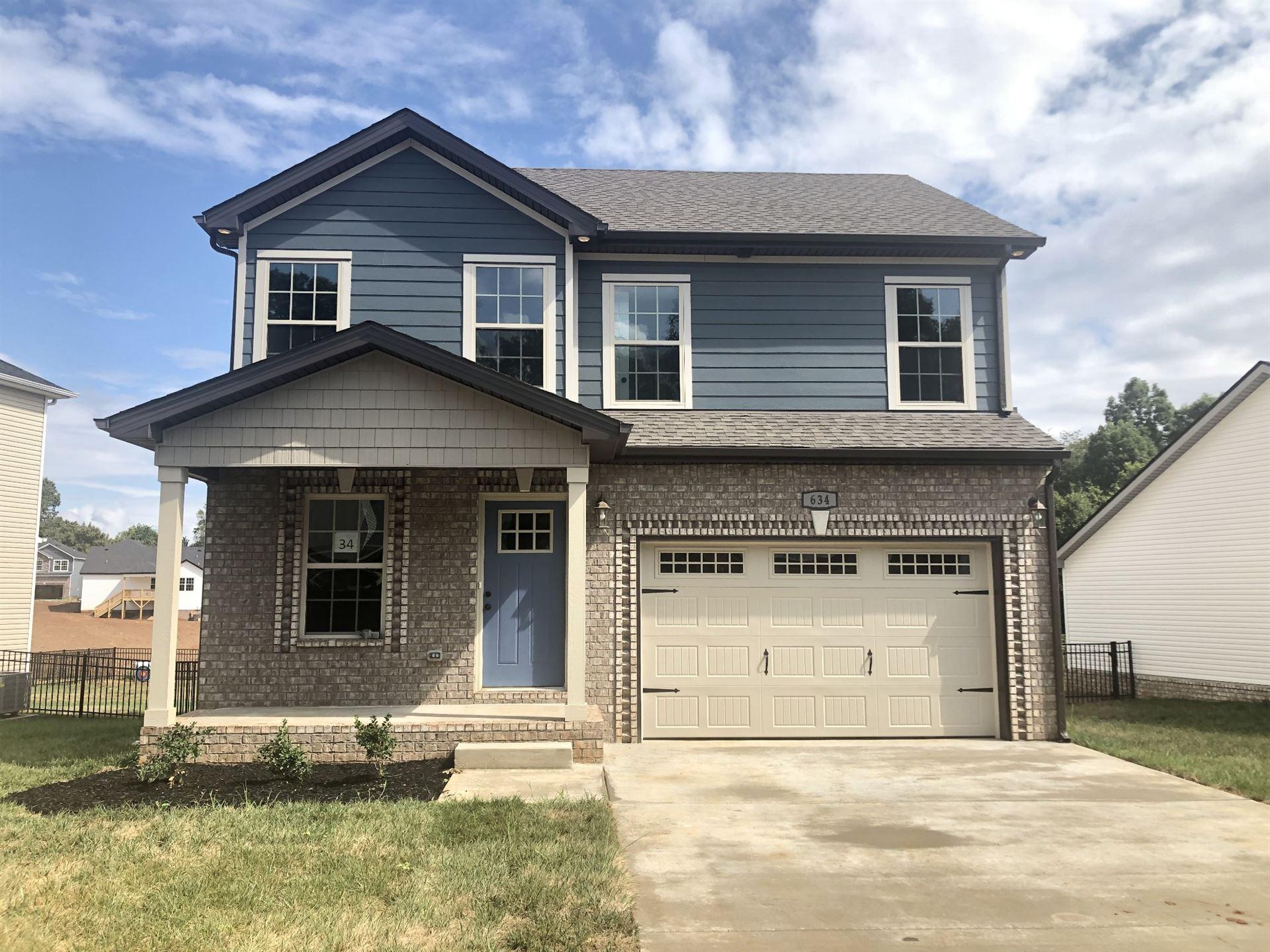 34 Charleston Oaks, Clarksville, TN 37042 - MLS#: 2244917
