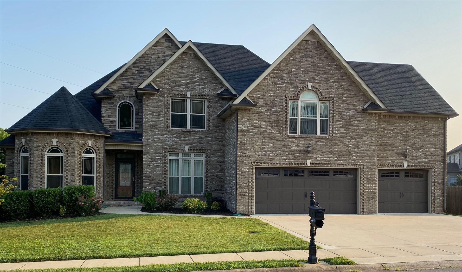 955 Terrace Creek Ln, Clarksville, TN 37040 - MLS#: 2275919
