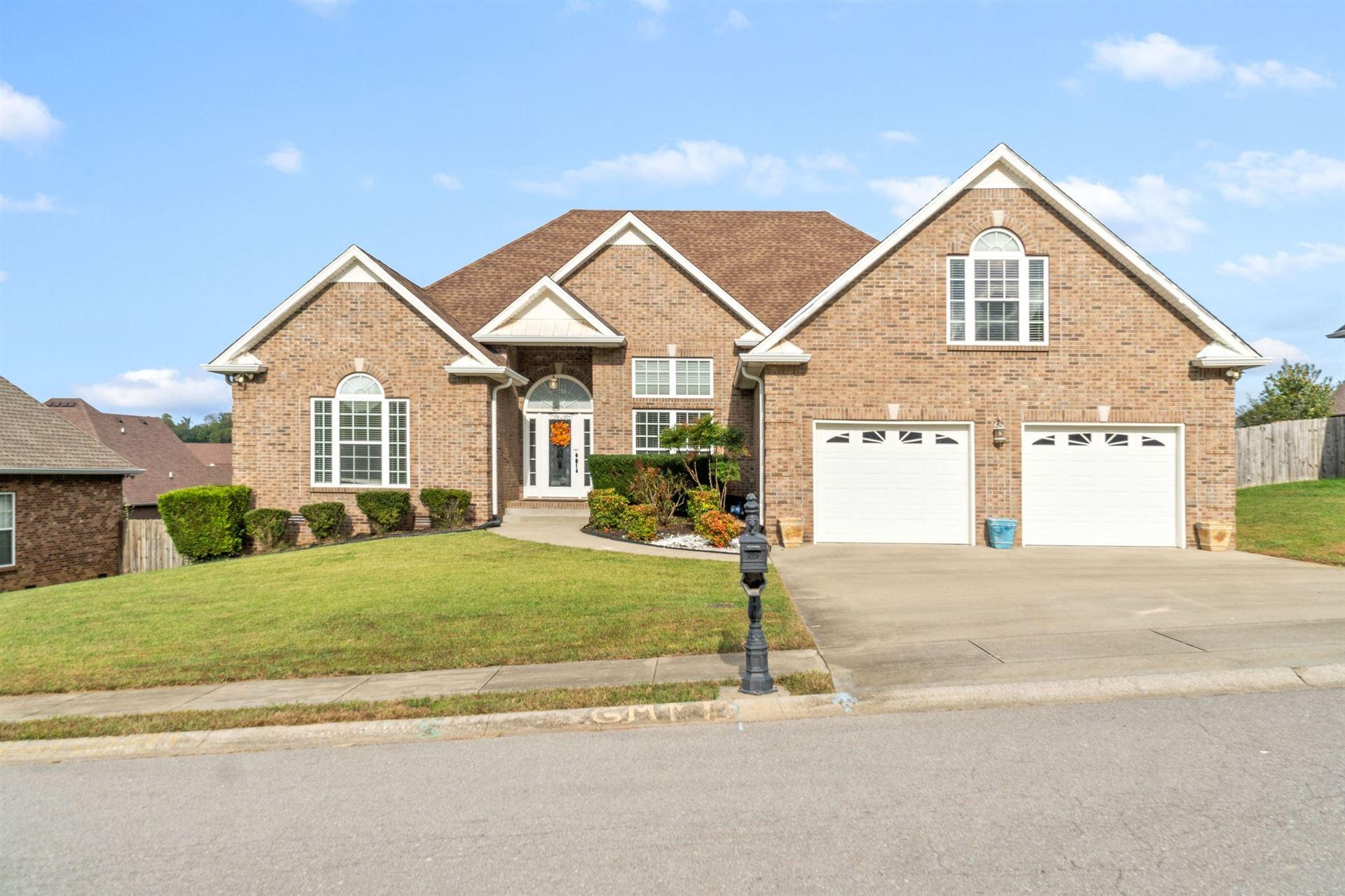 225 Spring Terrace Ln, Clarksville, TN 37040 - MLS#: 2302922