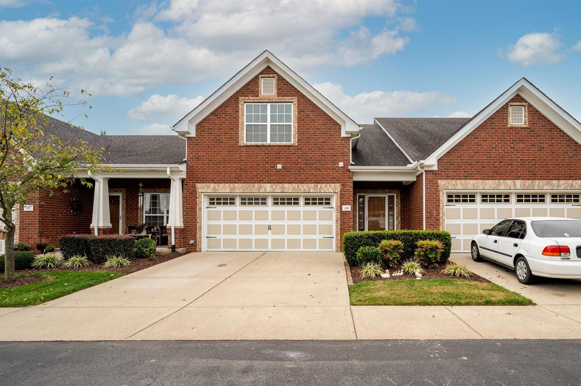 205 Whiteamore Run, Murfreesboro, TN 37128 - MLS#: 2299924