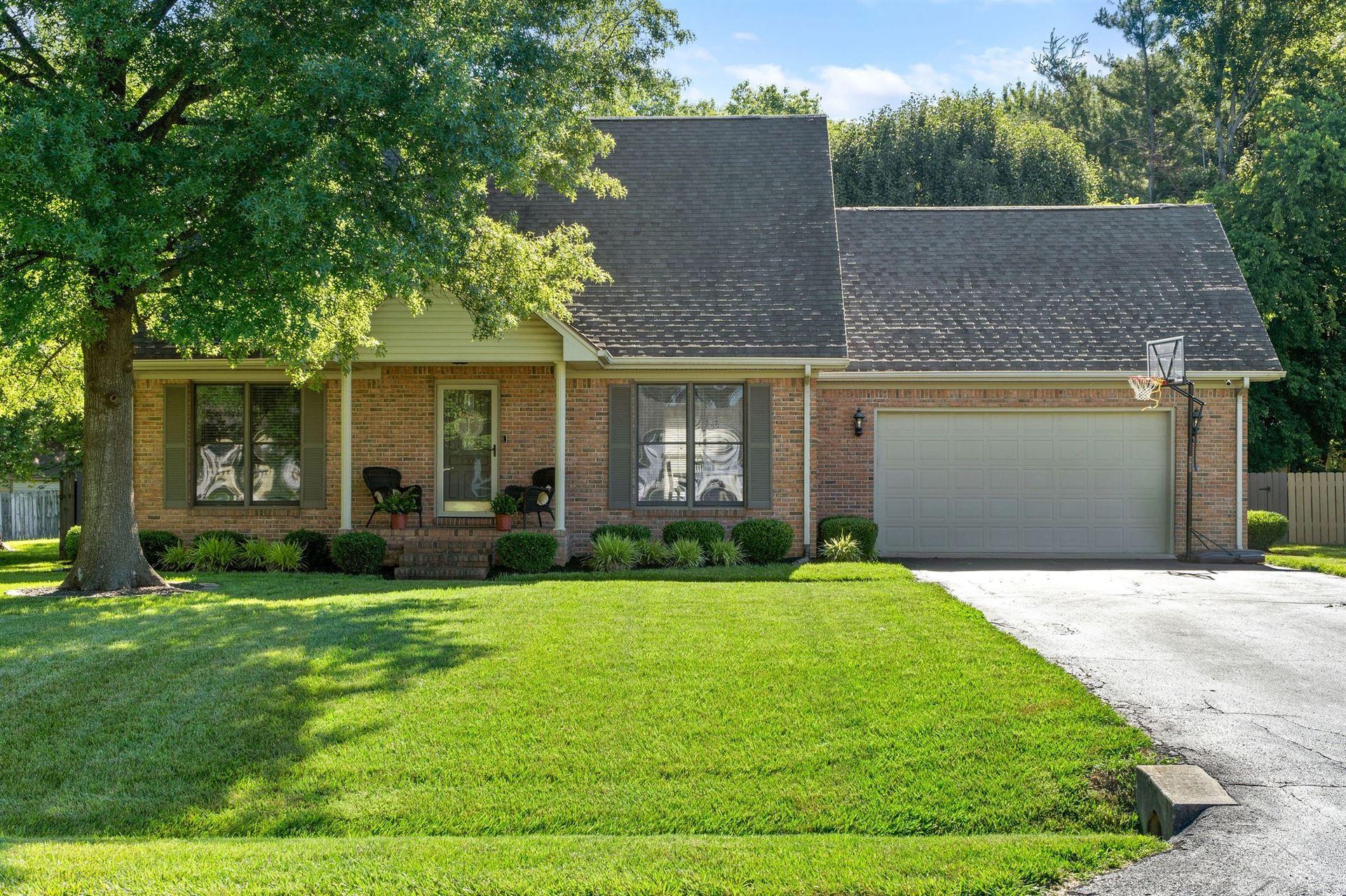 1209 Bark Ridge Cir, Hopkinsville, KY 42240 - MLS#: 2262925
