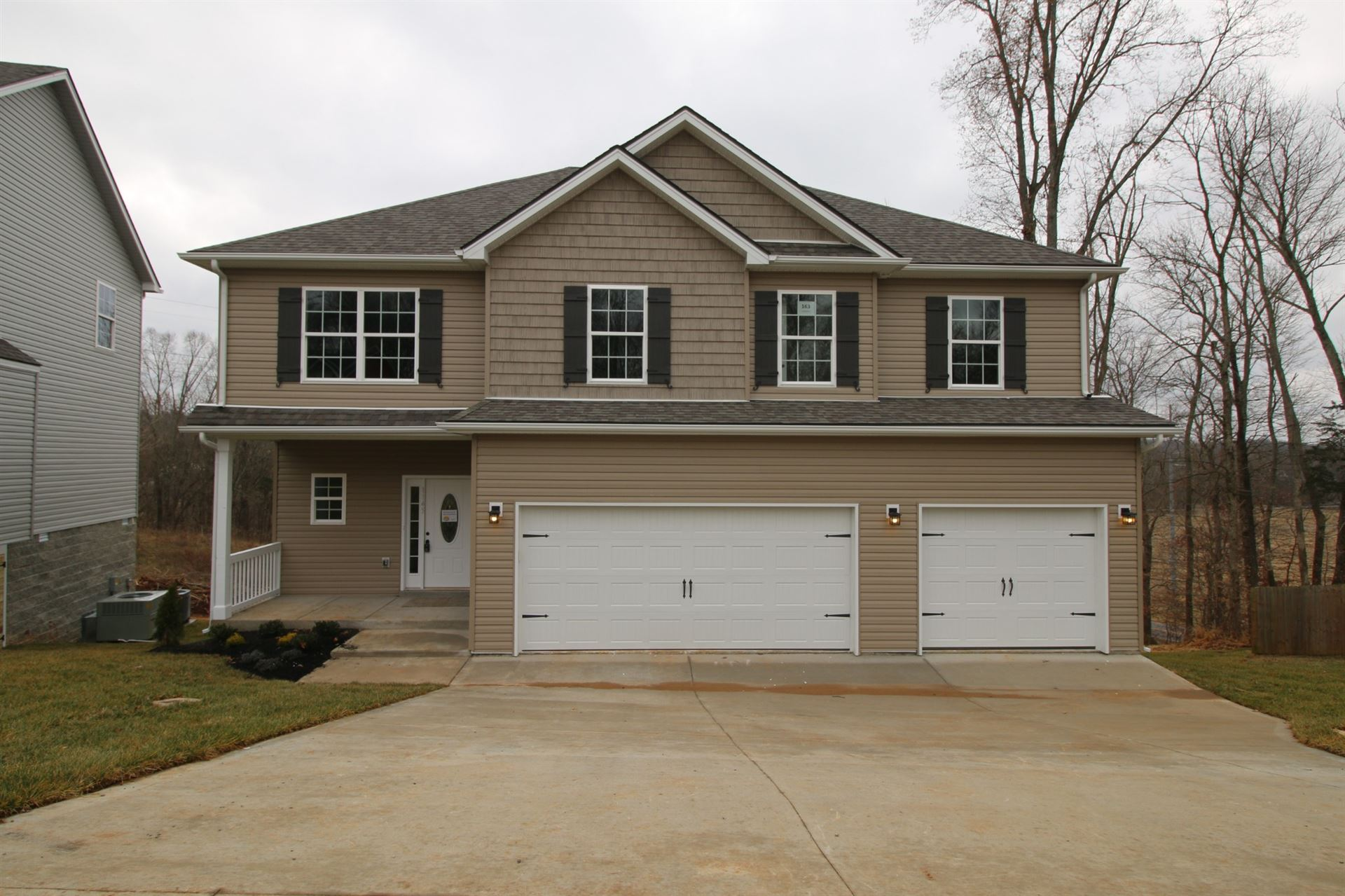 163 Eagles Bluff, Clarksville, TN 37040 - MLS#: 2189926