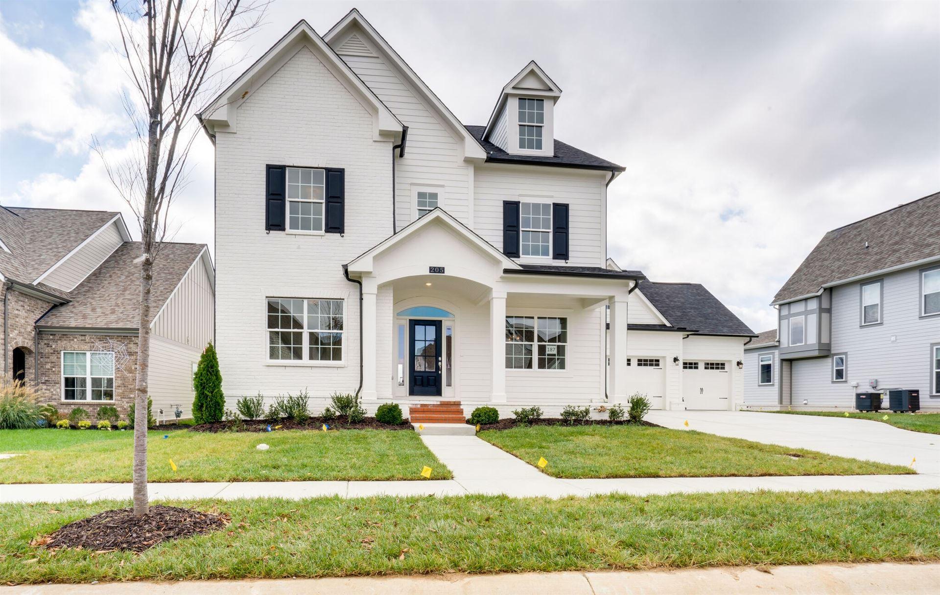 205 Broadgreen Lane lot 187, Nolensville, TN 37135 - MLS#: 2126927