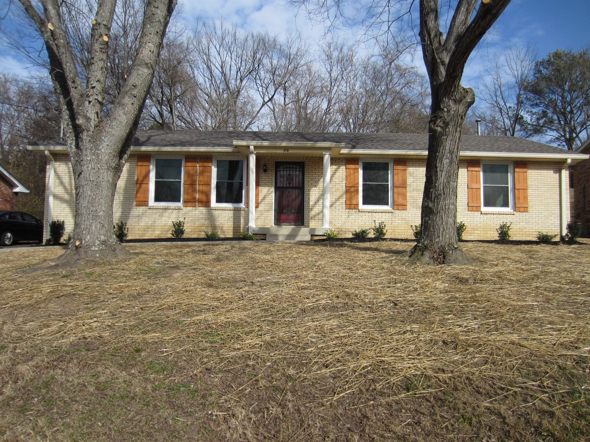 618 Huntington Pkwy, Nashville, TN 37211 - MLS#: 2222932