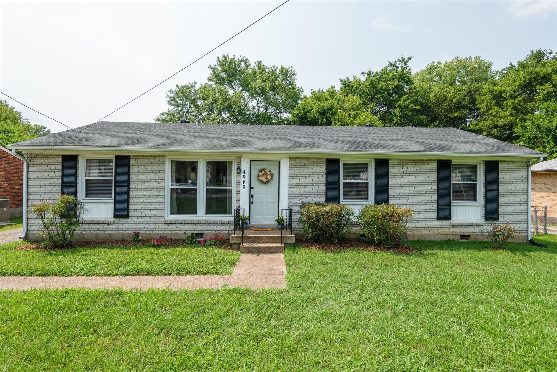 4989 Edmondson Pike, Nashville, TN 37211 - MLS#: 2277932