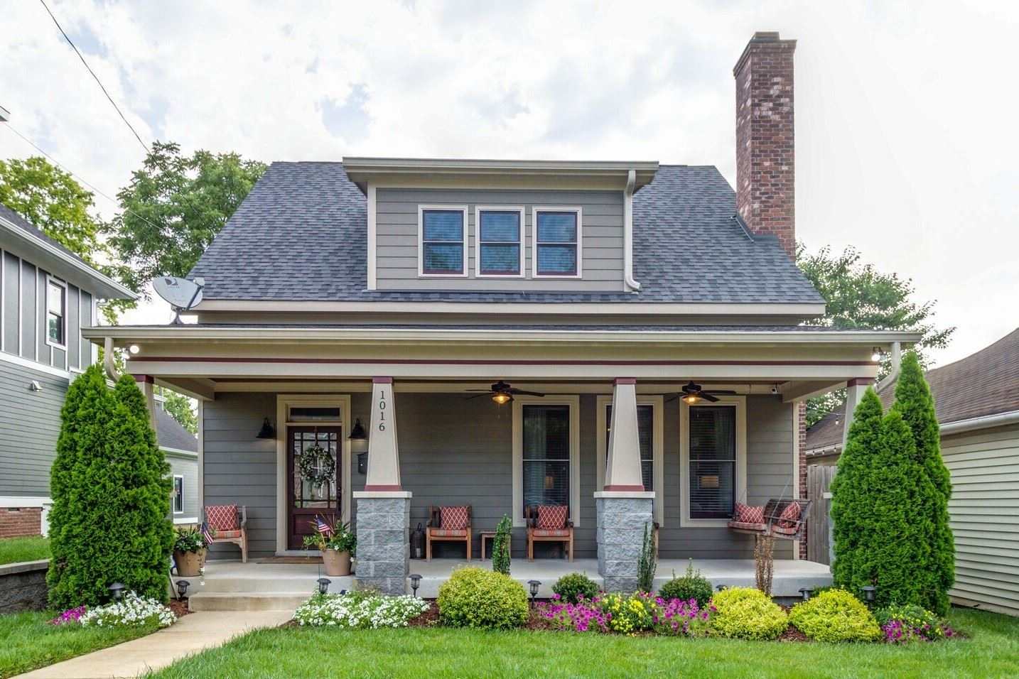 1016 11th Ave N, Nashville, TN 37208 - MLS#: 2187933