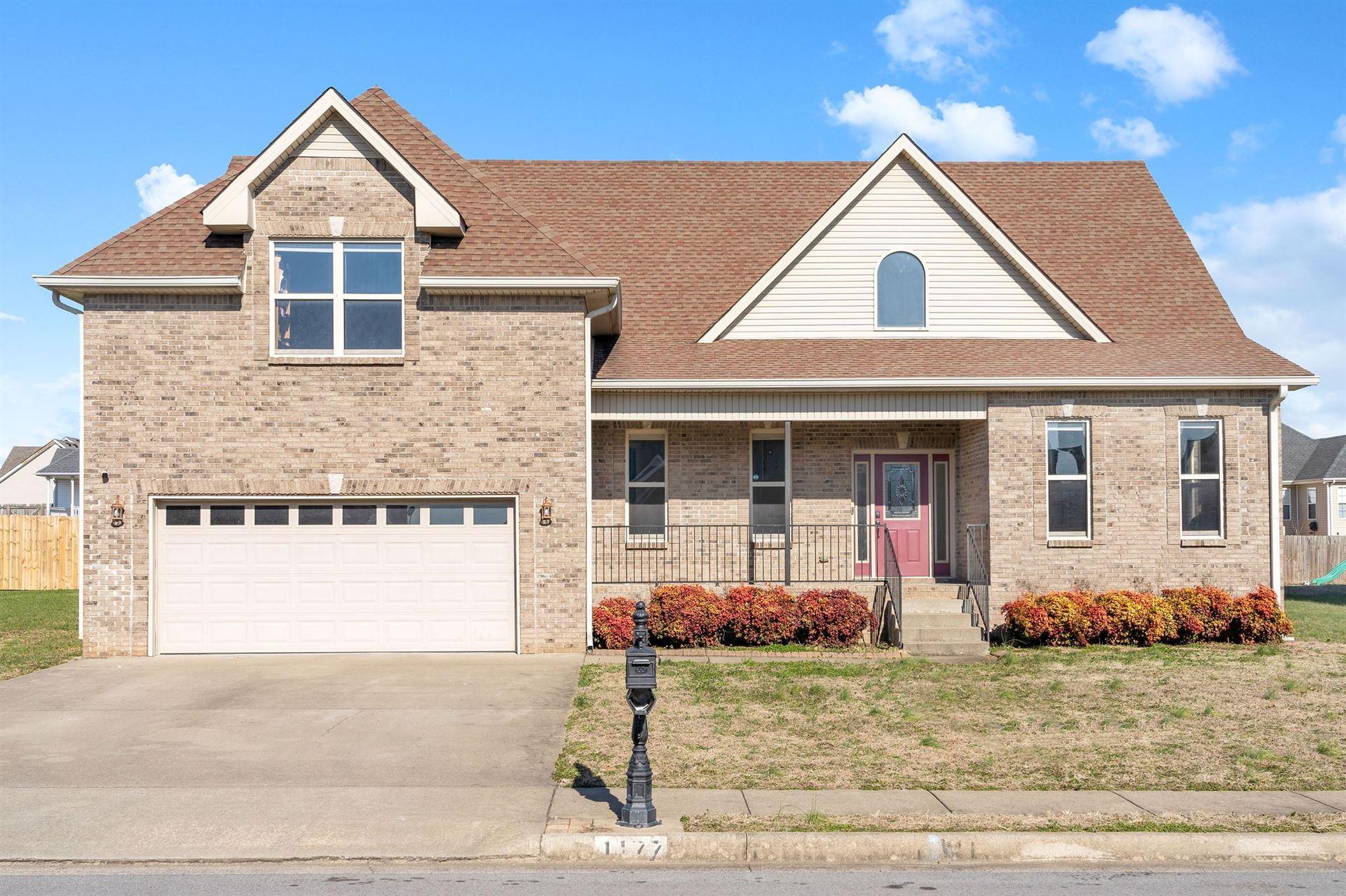 1177 Country Fields Ln, Clarksville, TN 37040 - MLS#: 2218933