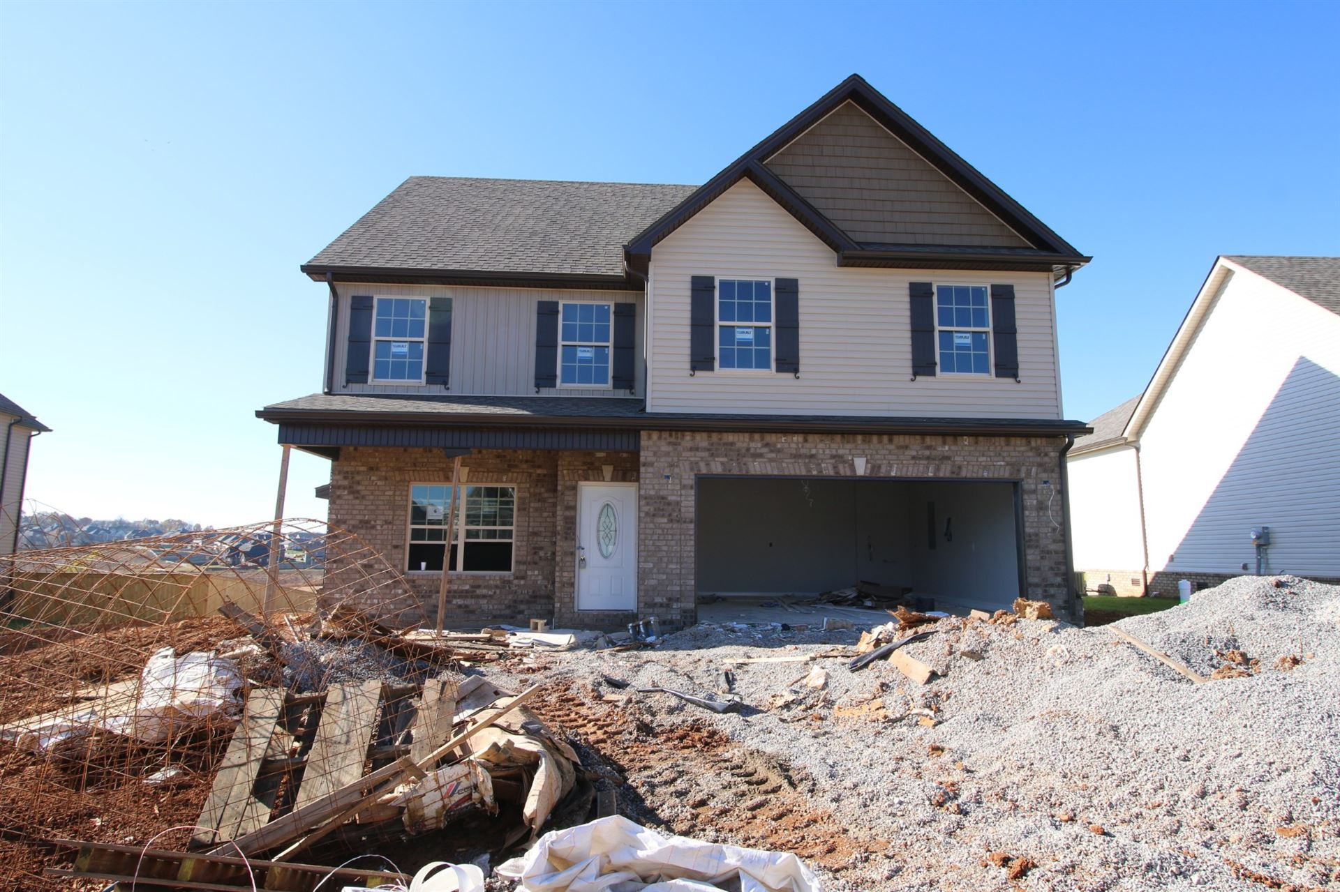 6 Reserve at Hickory Wild, Clarksville, TN 37043 - MLS#: 2184934