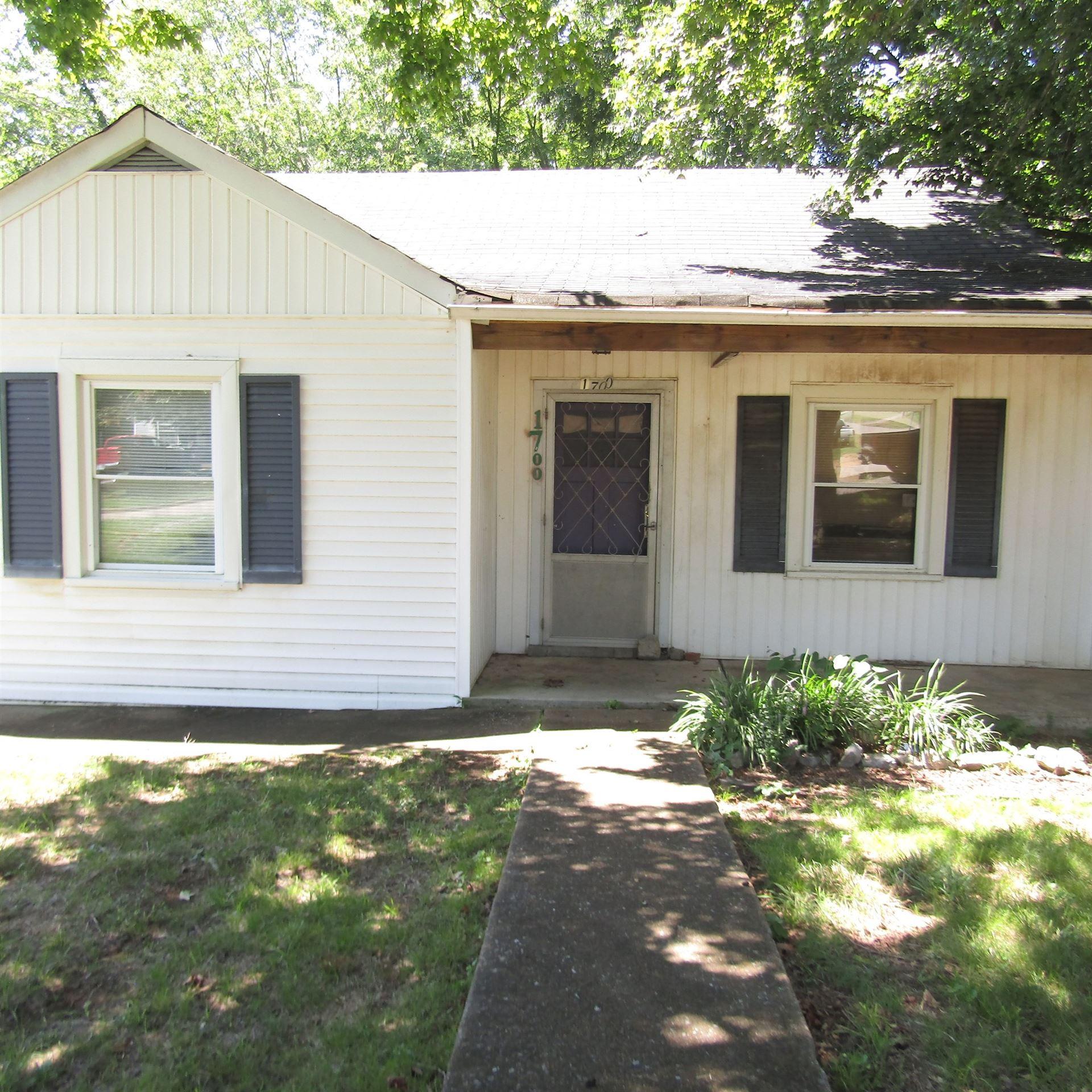 1700 Owen Avenue, Columbia, TN 38401 - MLS#: 2179935