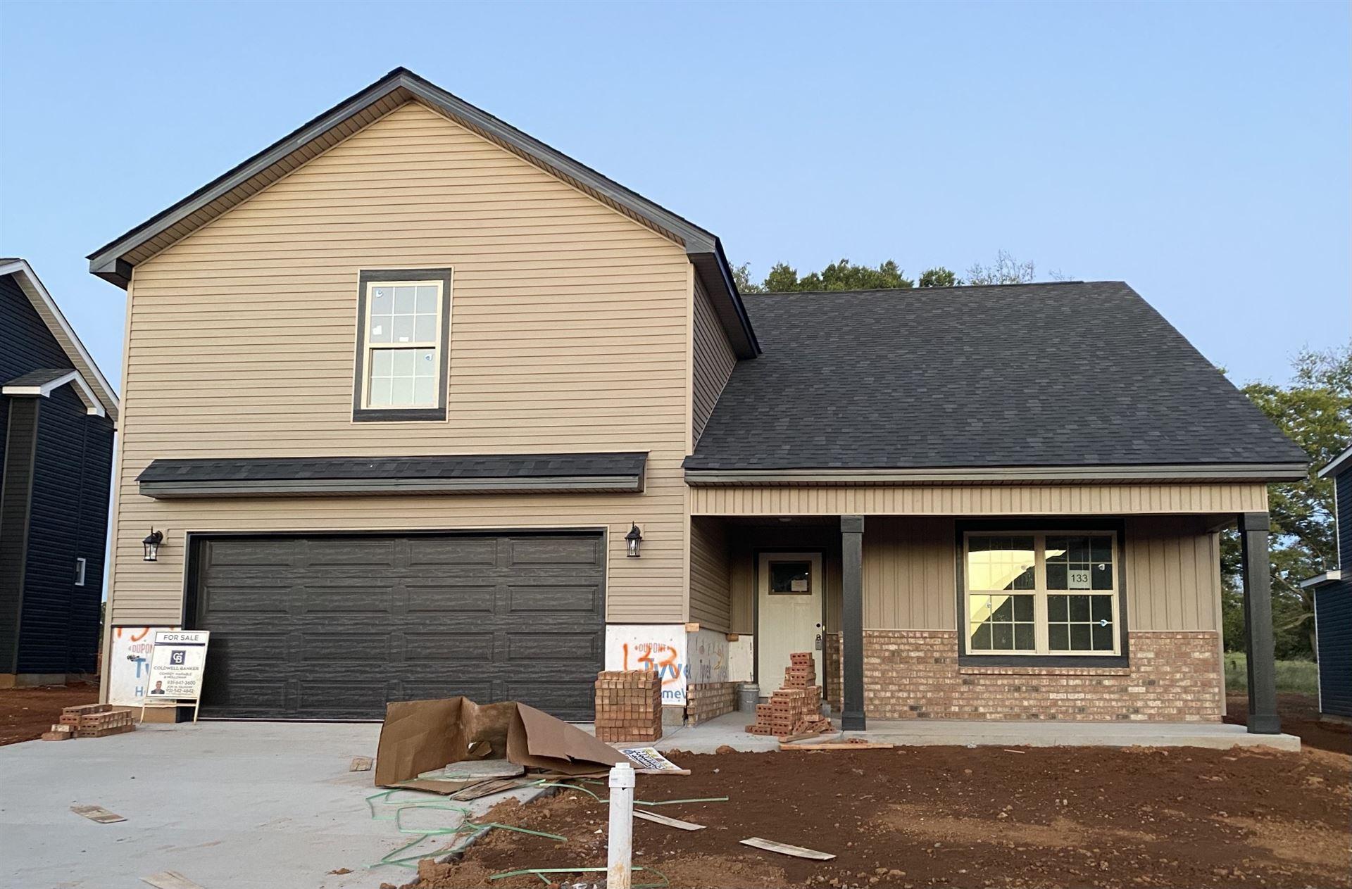 133 Mills Creek, Clarksville, TN 37042 - MLS#: 2279935