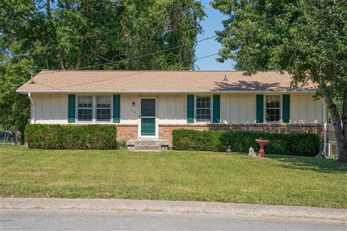 Photo of 519 Savely Drive, Hendersonville, TN 37075 (MLS # 2295936)