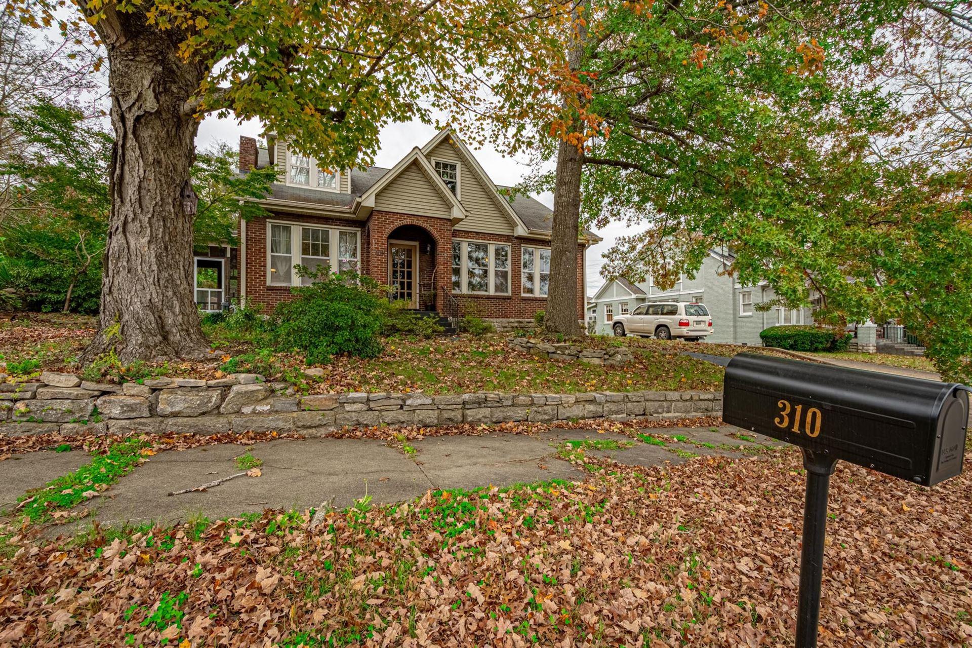 310 W Jefferson St, Pulaski, TN 38478 - MLS#: 2203936