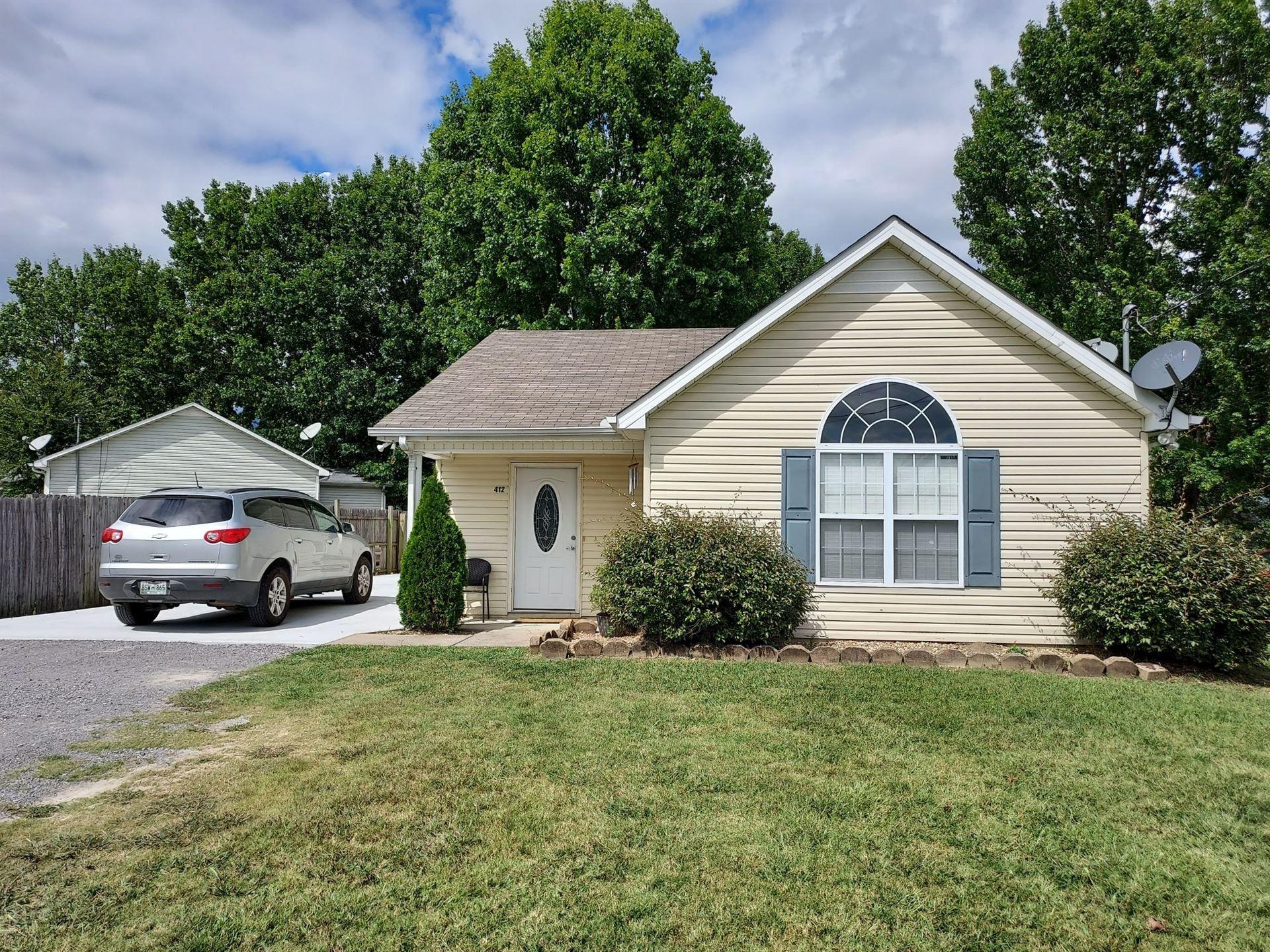 412 Fairway Grn, Shelbyville, TN 37160 - MLS#: 2291936