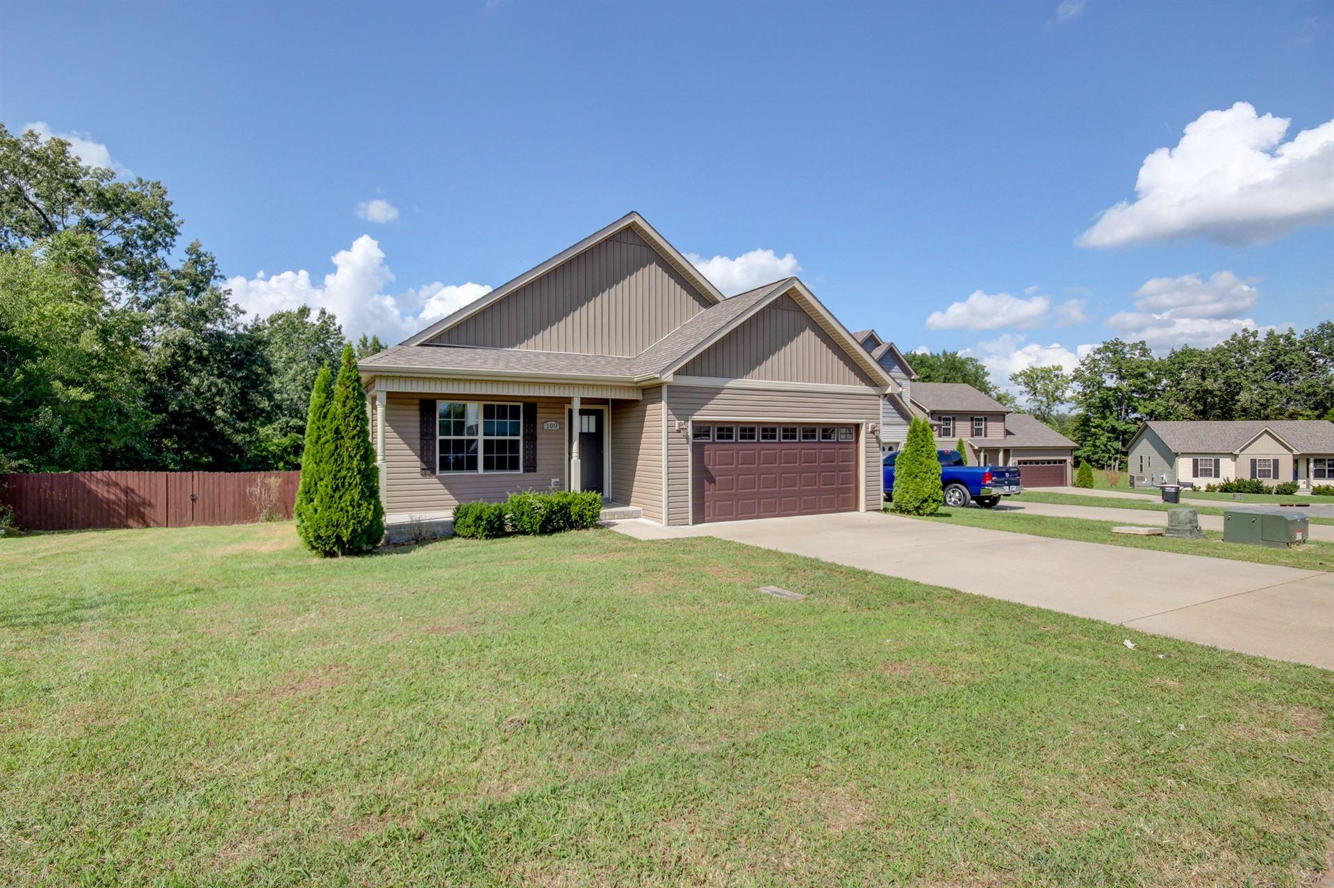 109 Grassmire Dr, Clarksville, TN 37042 - MLS#: 2291938