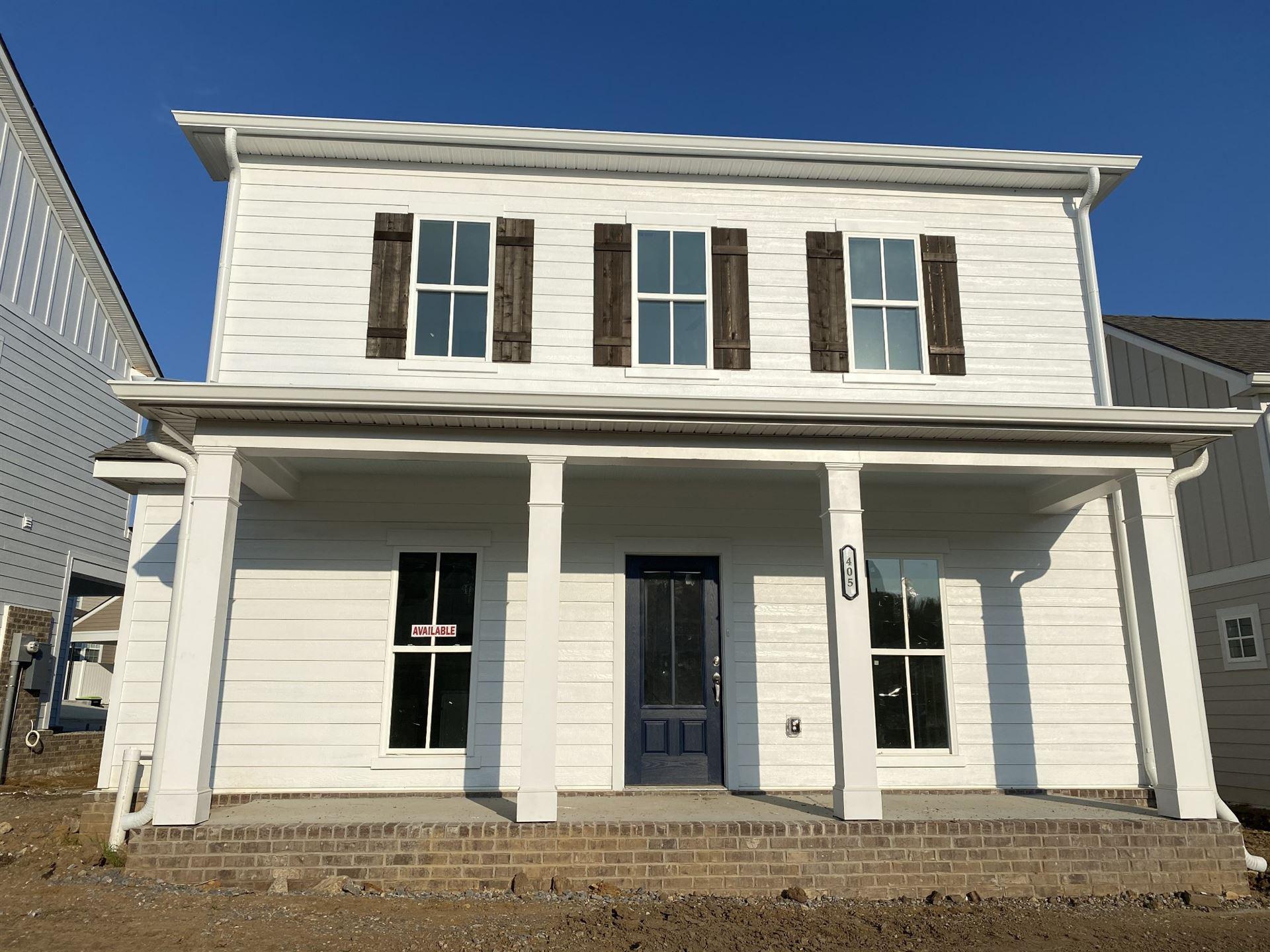 405 Corner Aly W, Nolensville, TN 37135 - MLS#: 2199939