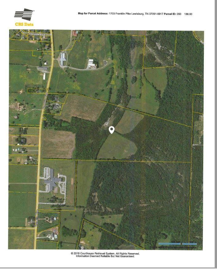 1703 Franklin Pike, Lewisburg, TN 37091 - MLS#: 2170942