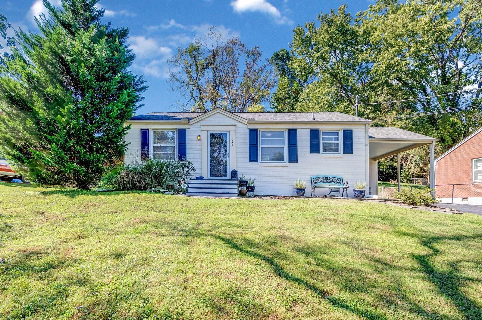 514 Cottonwood Dr, Nashville, TN 37214 - MLS#: 2298944