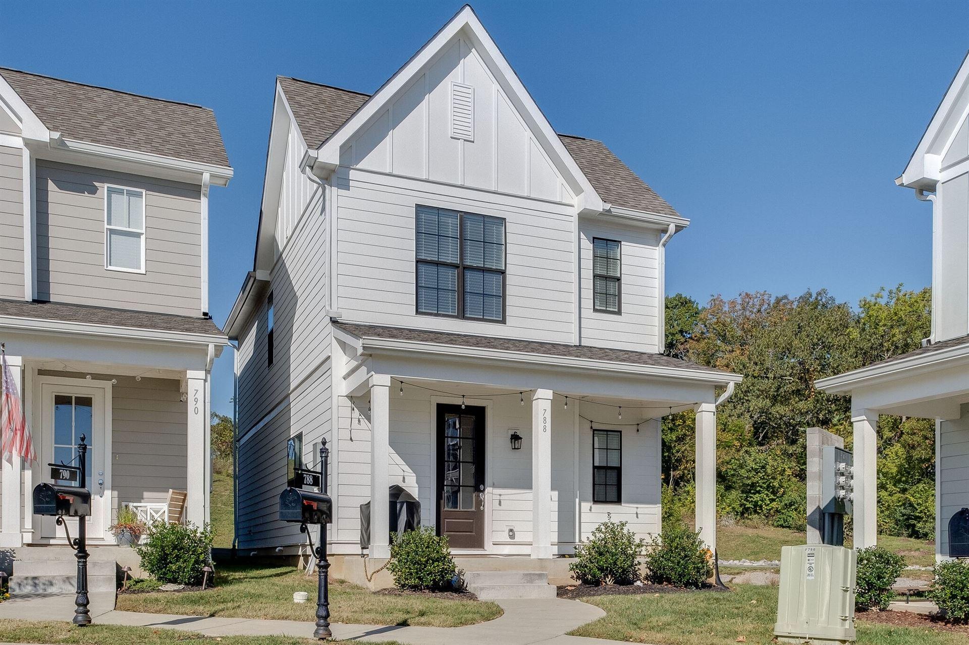 788 Cottage Park Dr, Nashville, TN 37207 - MLS#: 2200945
