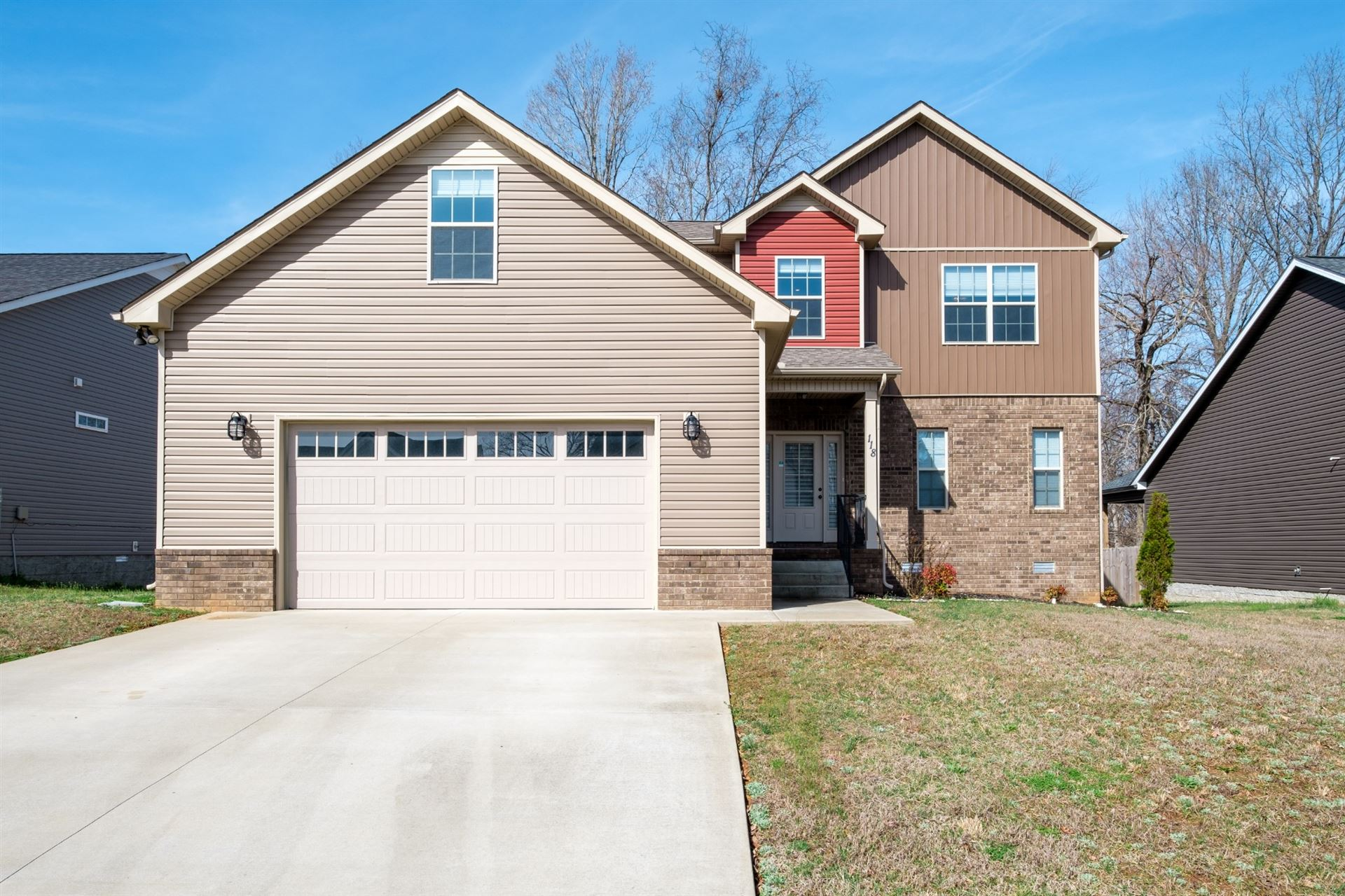 118 Sycamore Hill Dr, Clarksville, TN 37042 - MLS#: 2244945