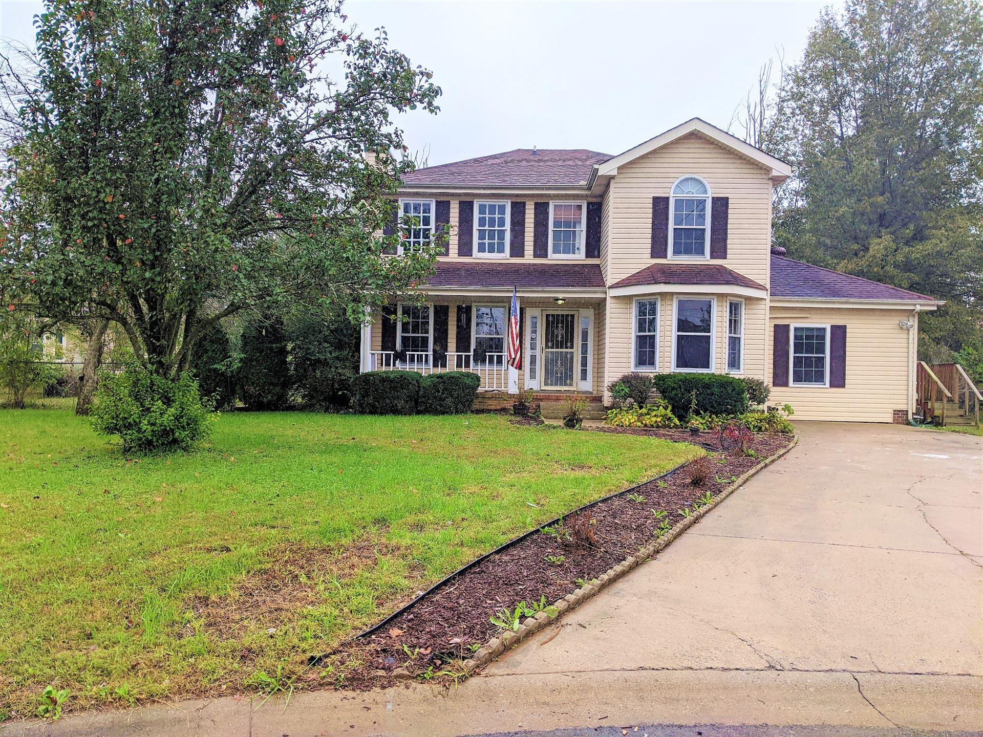 810 Keystone Ct, Clarksville, TN 37042 - MLS#: 2202946