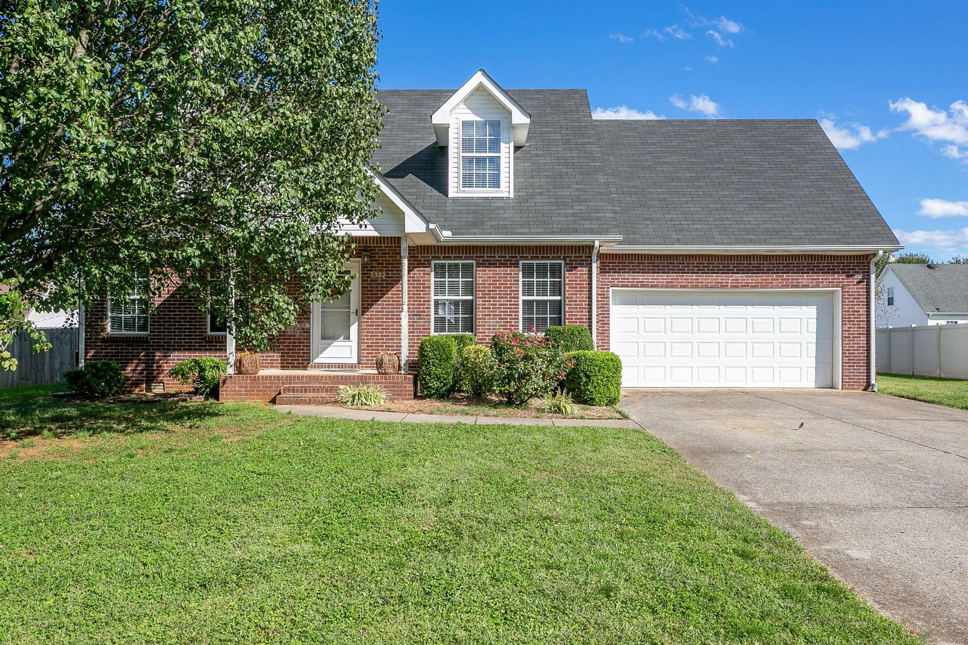 Photo of 3322 Conway Ct, Murfreesboro, TN 37130 (MLS # 2299947)
