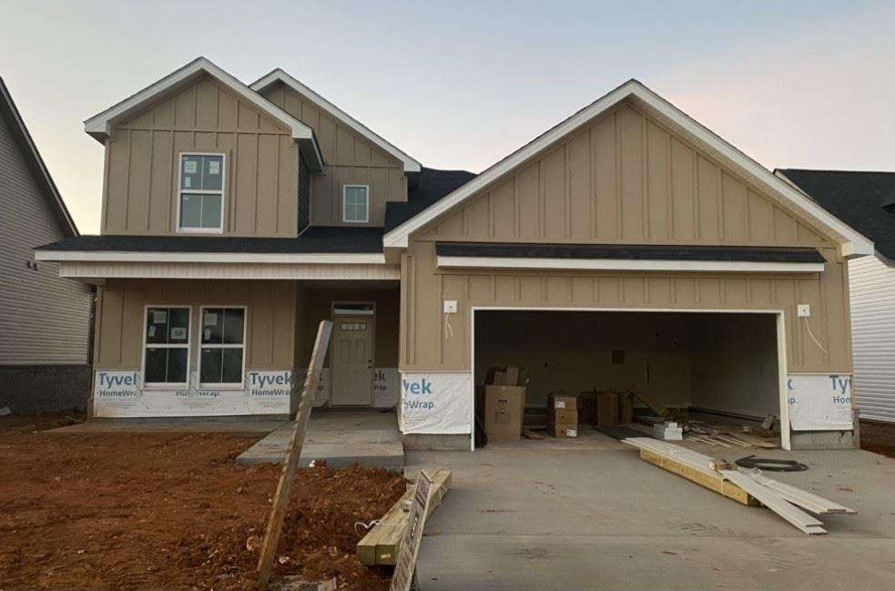 58 Charleston Oaks, Clarksville, TN 37042 - MLS#: 2279948