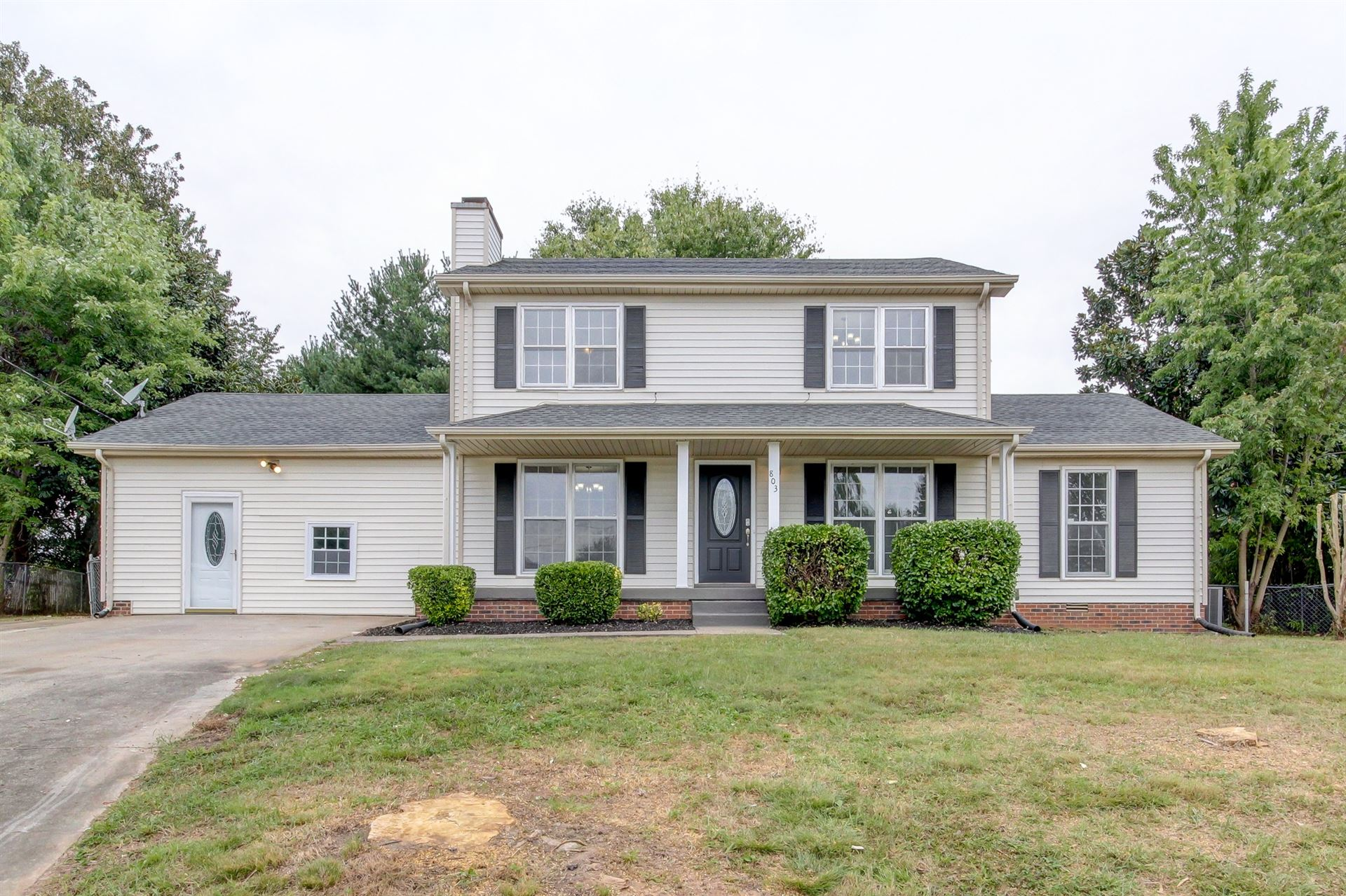 803 Parkview Ct, Clarksville, TN 37042 - MLS#: 2190949