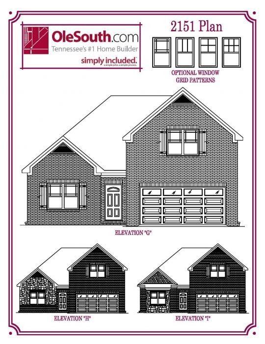 716 Callie Lane (Lot 55), Pleasant View, TN 37146 - MLS#: 2206951