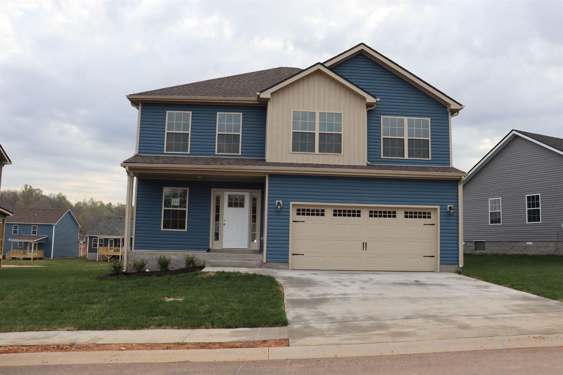 197 Chalet Hills, Clarksville, TN 37040 - MLS#: 2215951