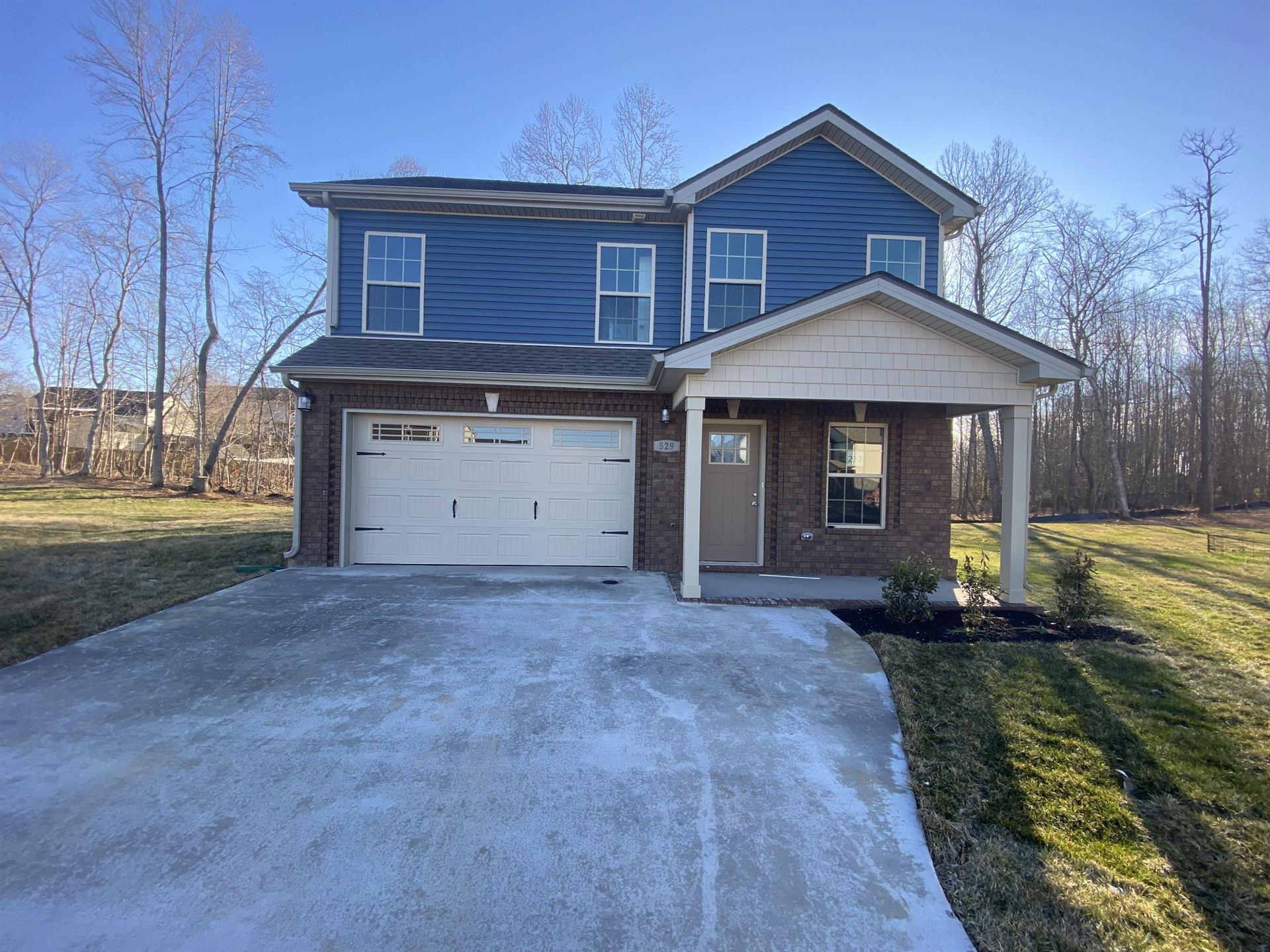 217 Cedar Springs 3, Clarksville, TN 37042 - MLS#: 2284951