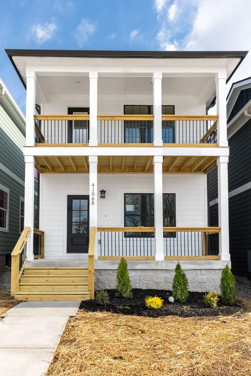 4106B Hermitage St #B, Old Hickory, TN 37138 - MLS#: 2214952