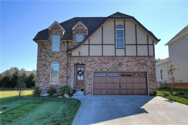 327 Turnberry Cir, Clarksville, TN 37043 - MLS#: 2220952