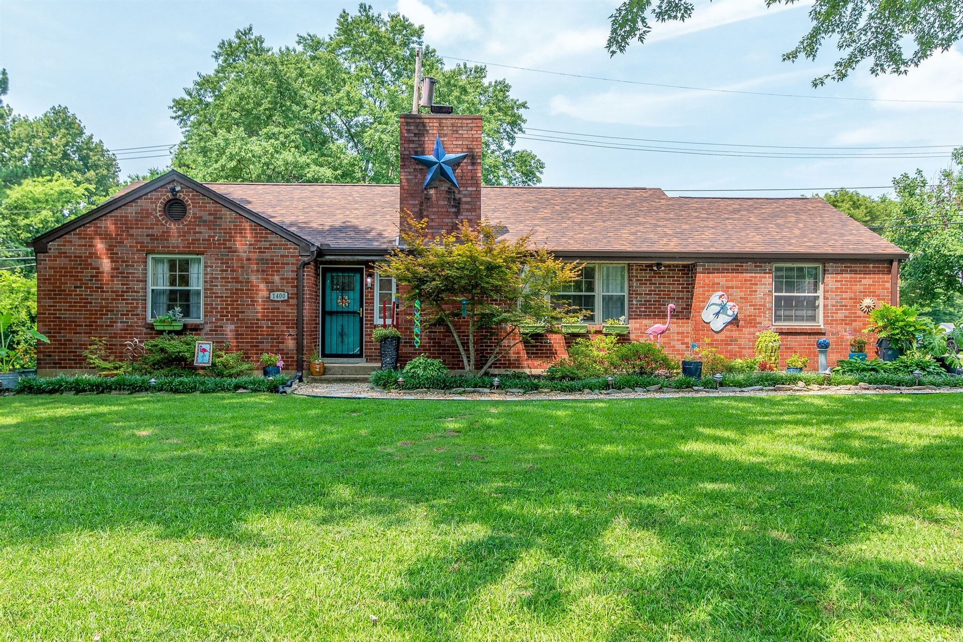 1400 Hadley Ave, Old Hickory, TN 37138 - MLS#: 2273952