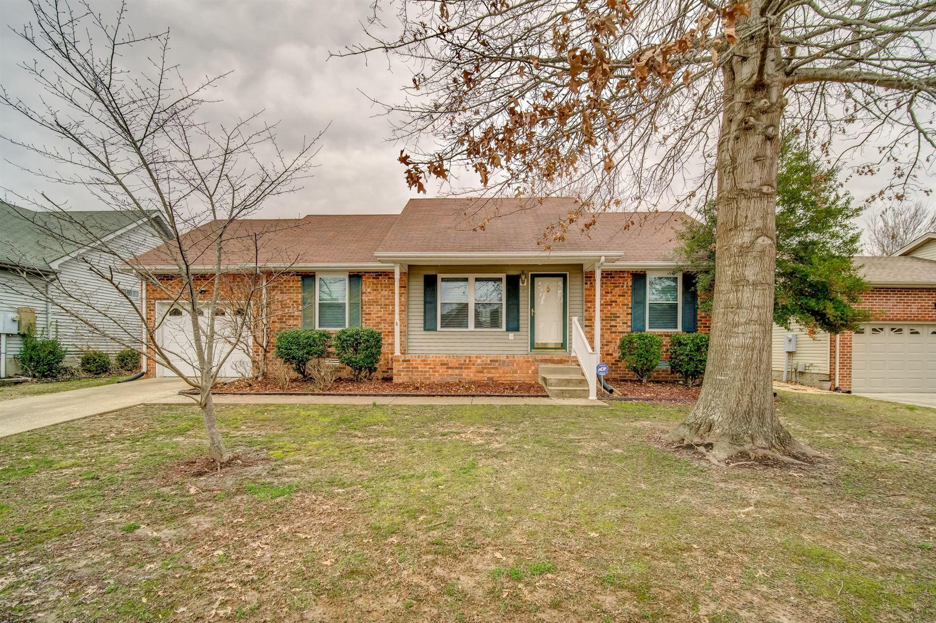 1845 Merritt St, Old Hickory, TN 37138 - MLS#: 2231954