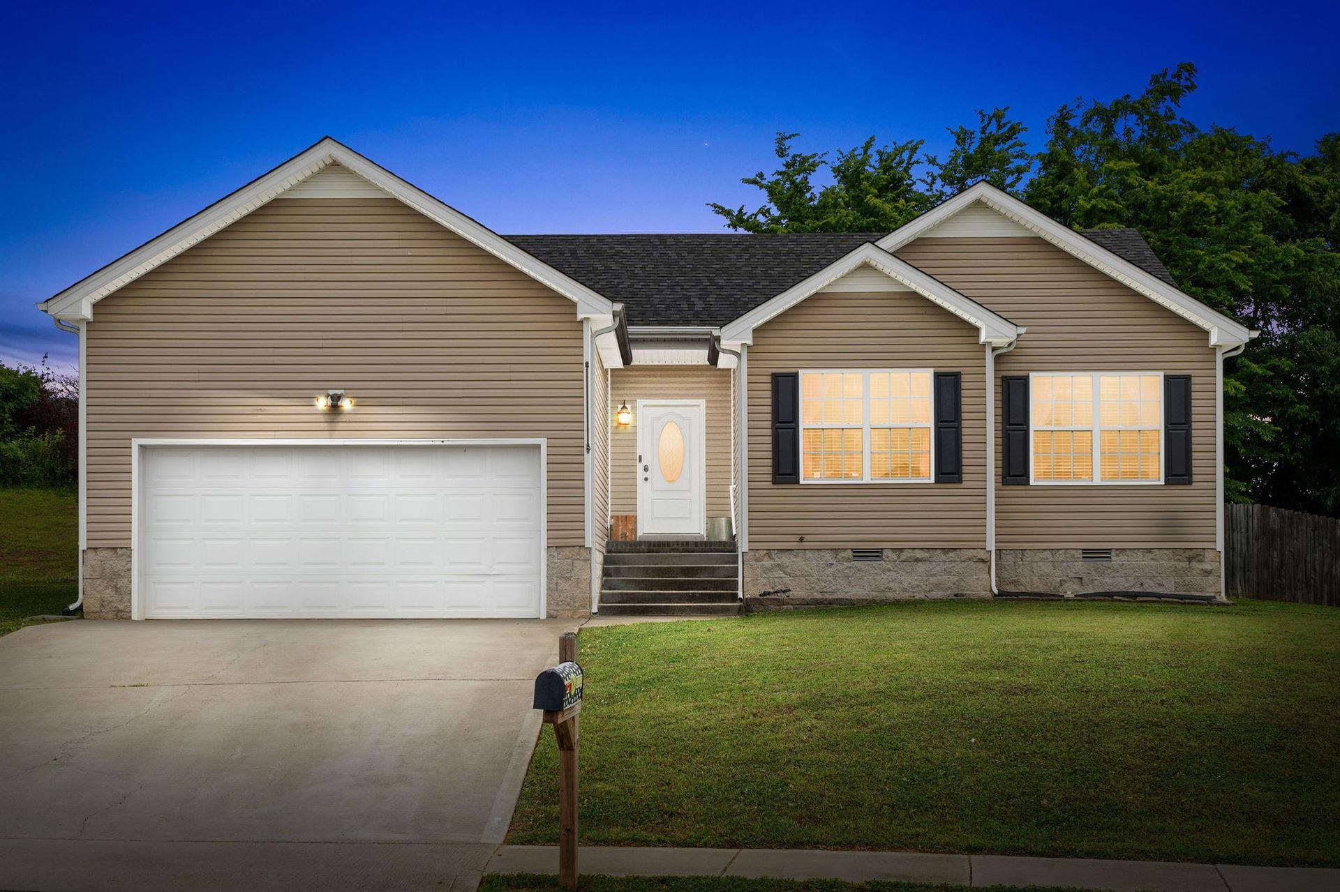 1382 Whitt Ln, Clarksville, TN 37042 - MLS#: 2261955